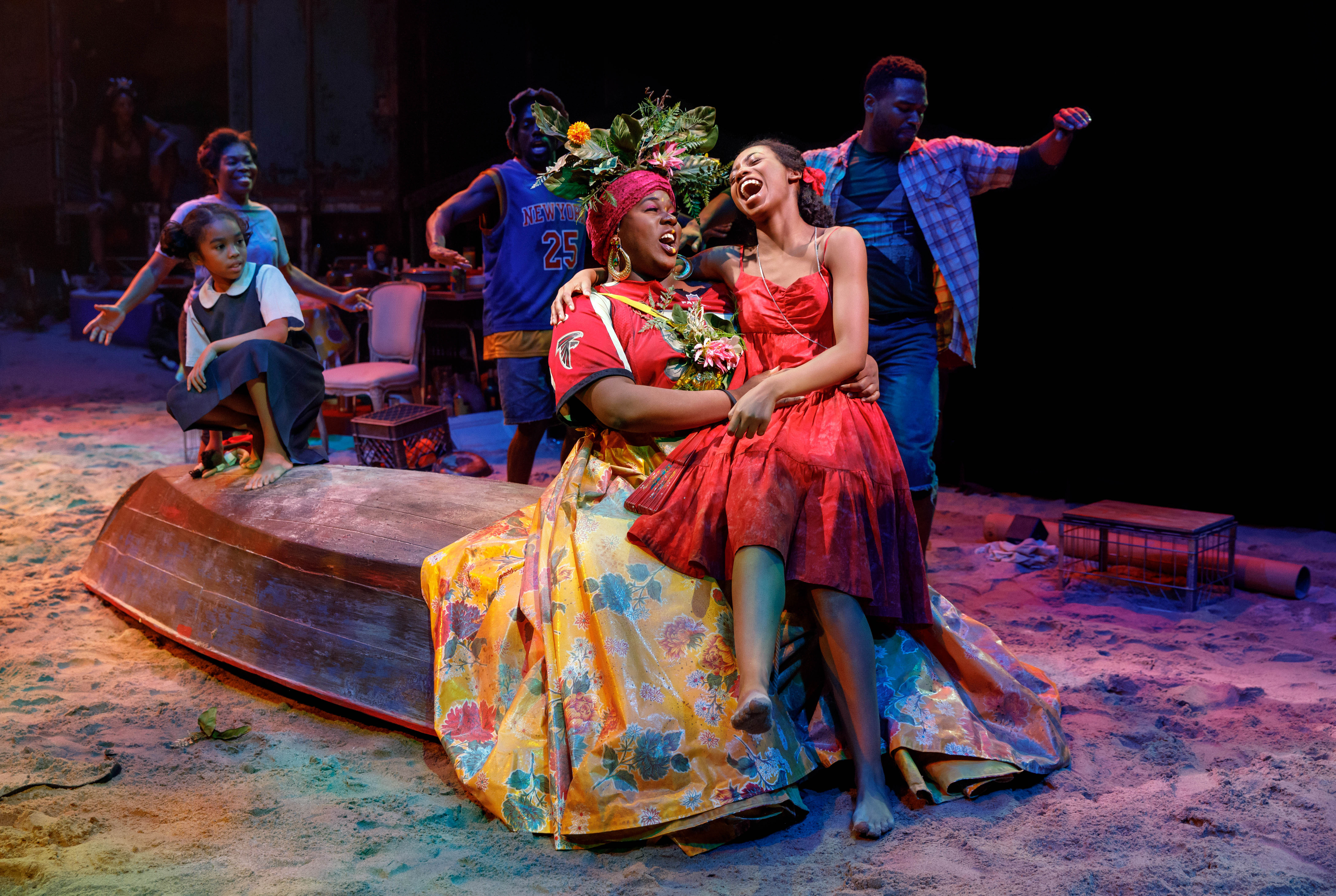 Tony-Winning Once On This Island Revival Ends Broadway Run