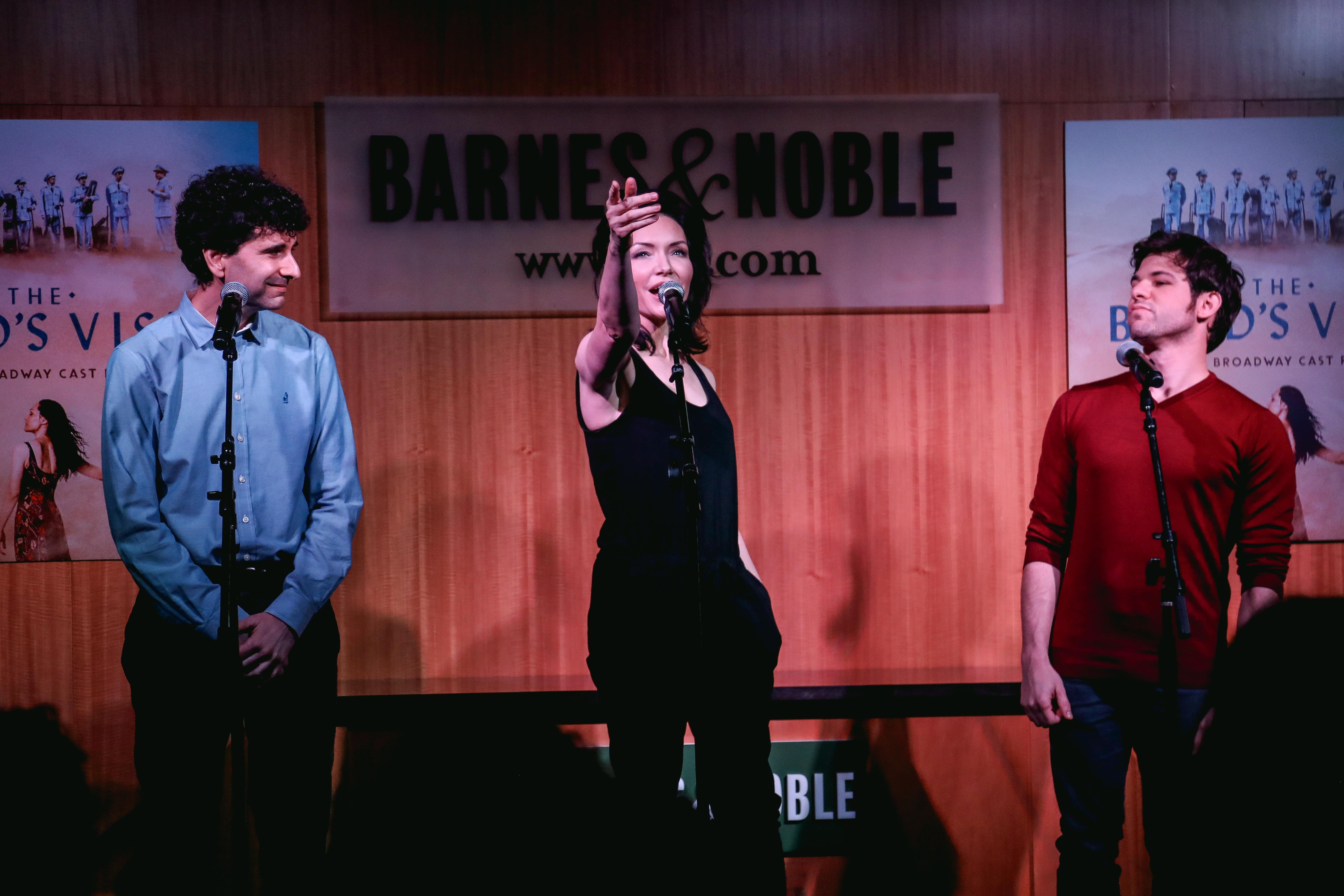See The Band's Visit Celebrate Original Broadway Cast Album Release