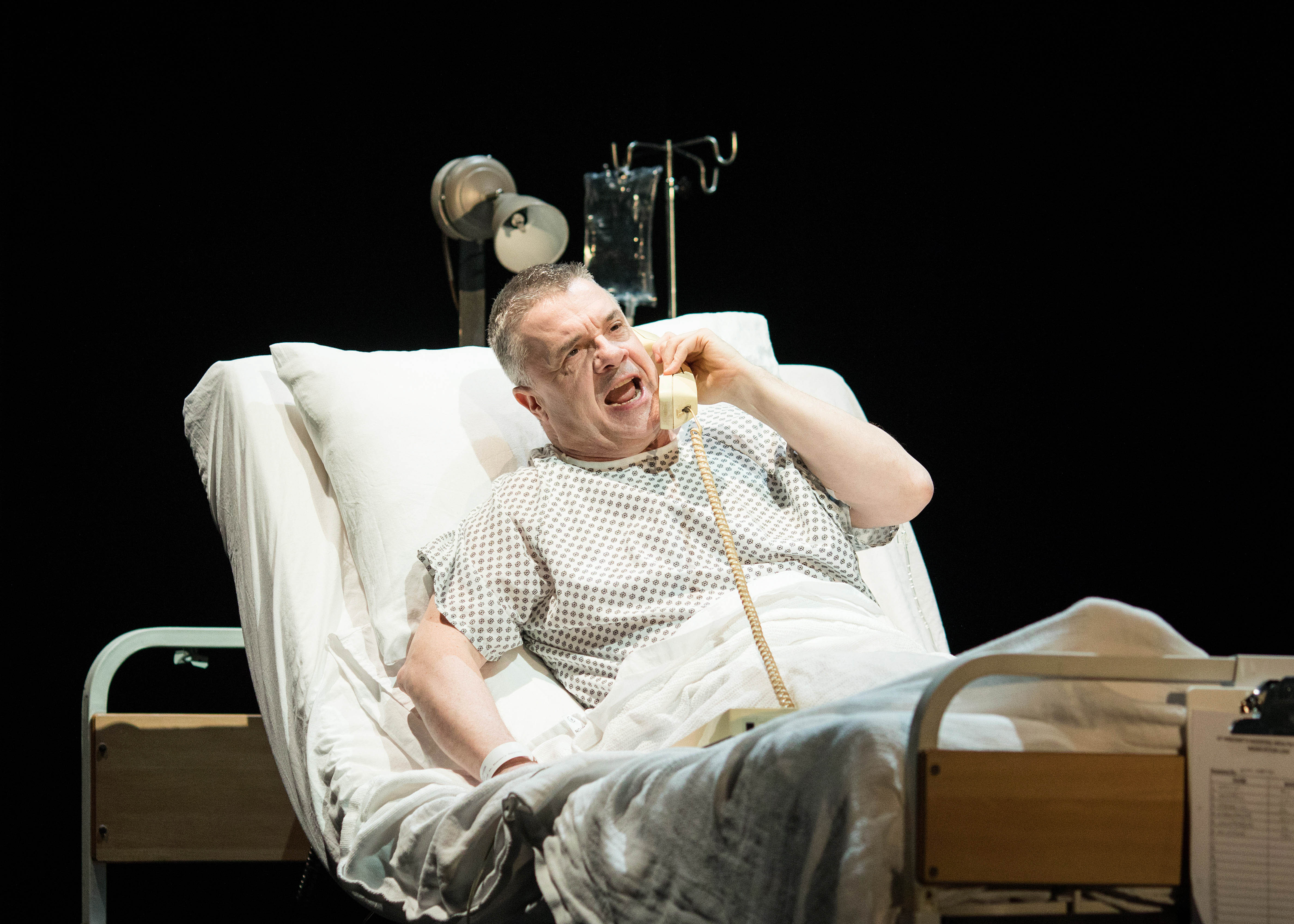 Part Two of London's Angels in America, Starring Nathan Lane and Andrew Garfield, Hits Cinemas Tonight
