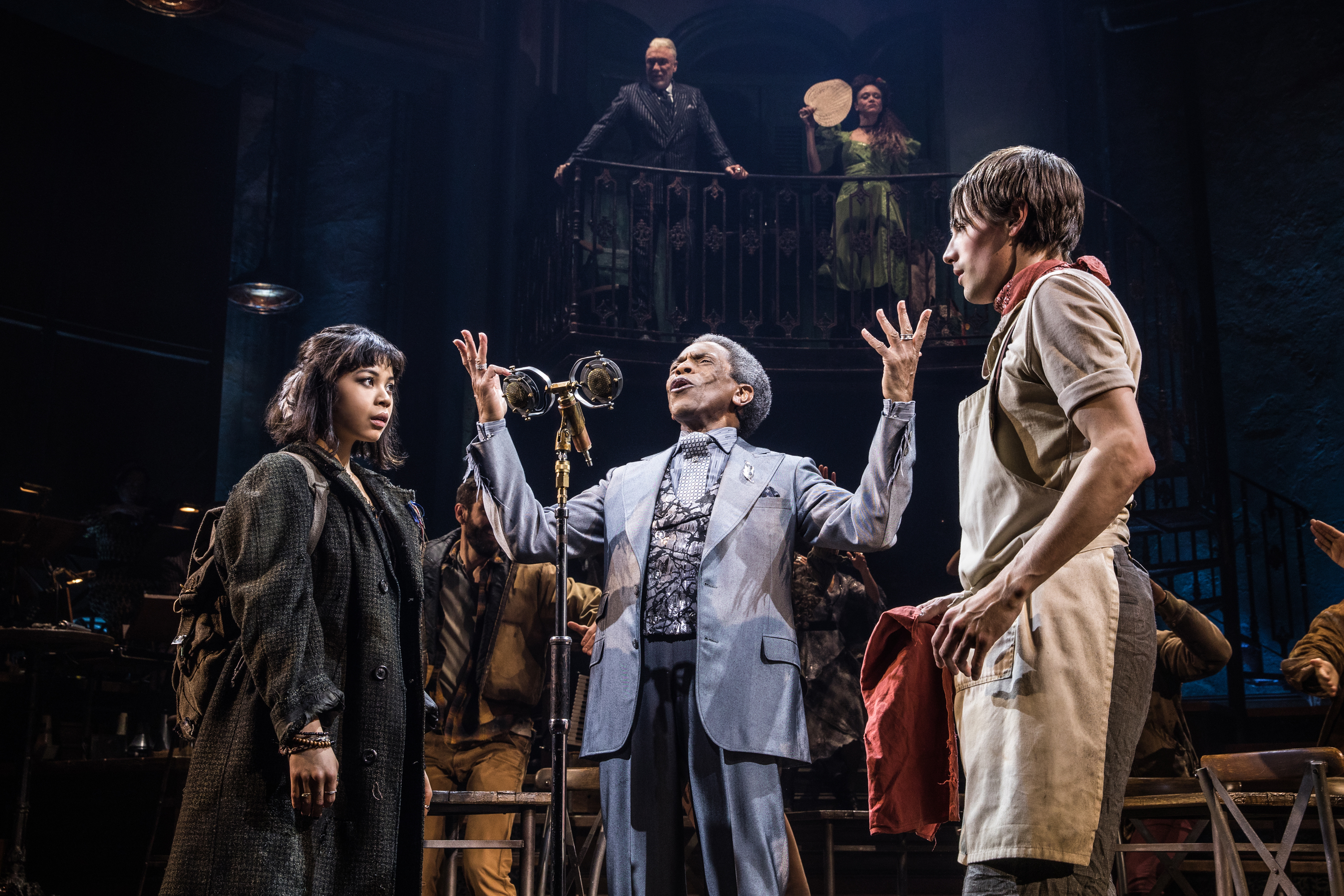 Immortal or Man: Which Hadestown Character Are You Most Alike?