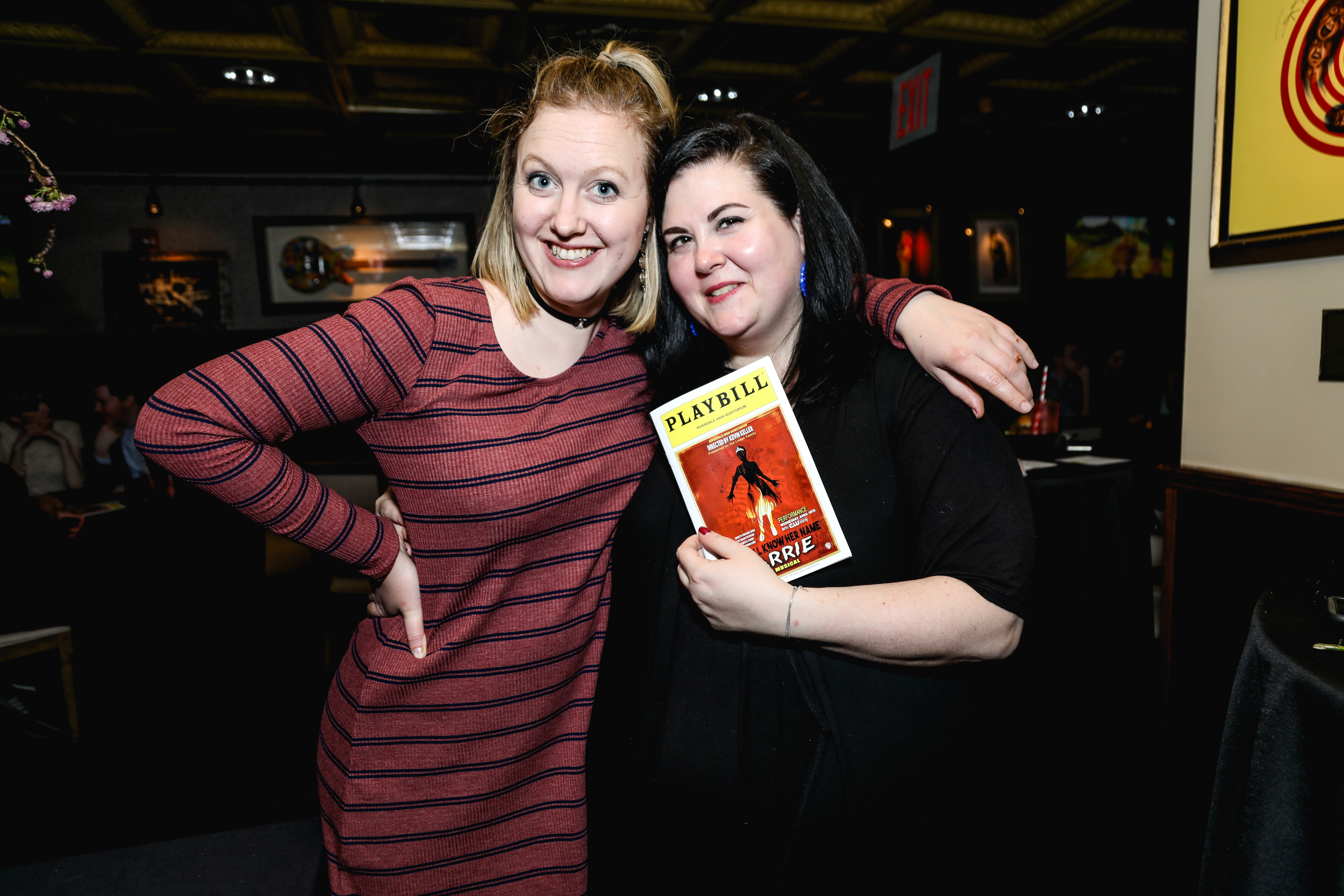 Go Inside Playbill's Exclusive Riverdale – Carrie: the