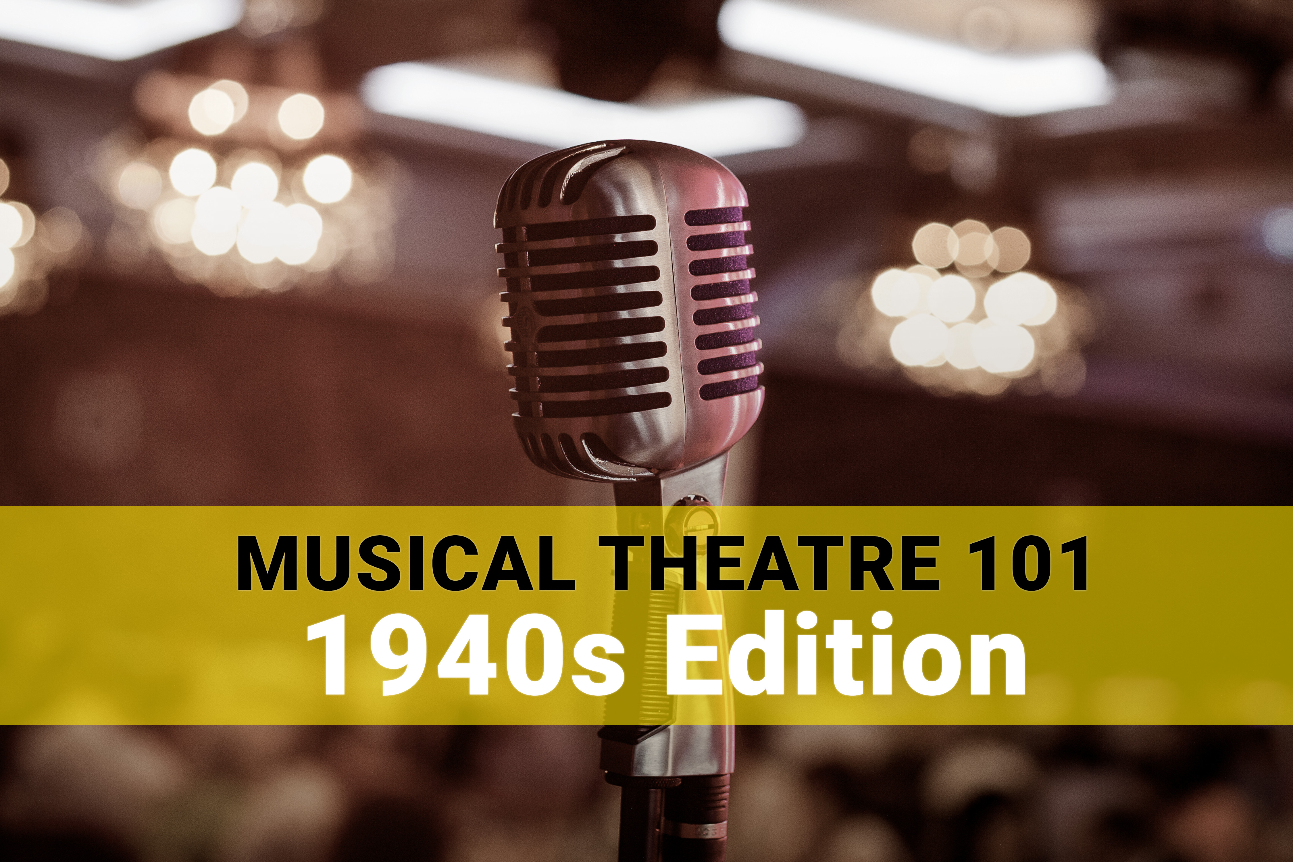 Playbill Mixtape: Musical Theatre 101, 1940s Edition | Playbill