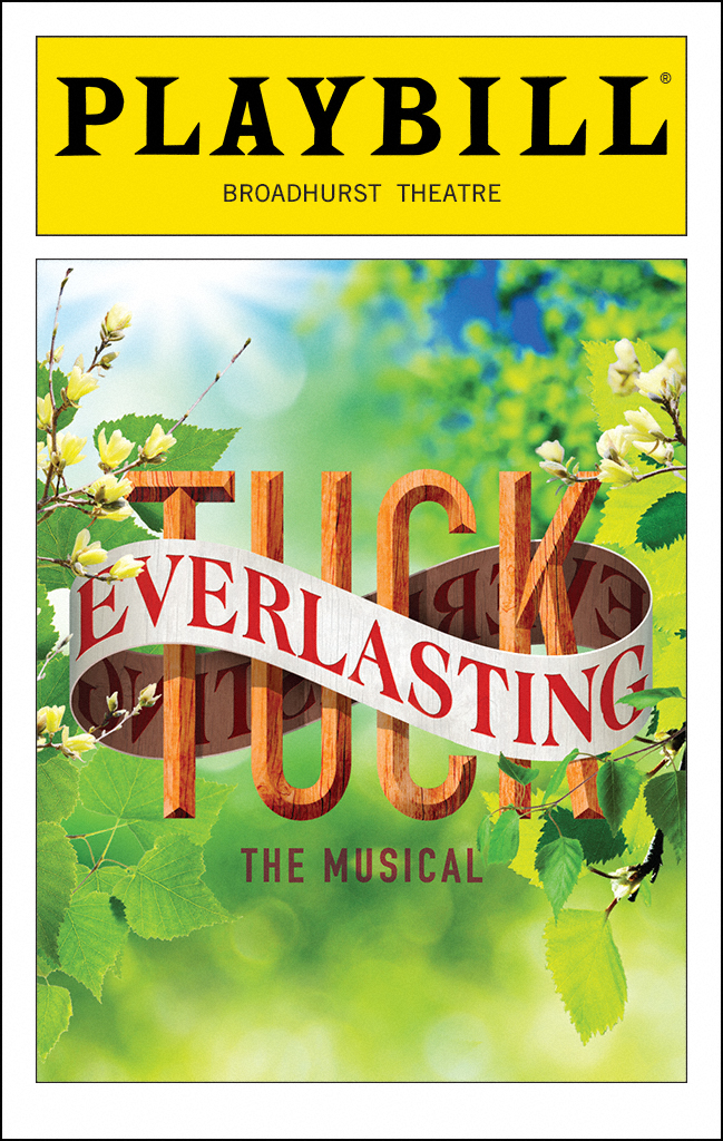 Tuck Everlasting Book Cover Pictures : Tuck everlasting broadway broadhurst theatre tickets