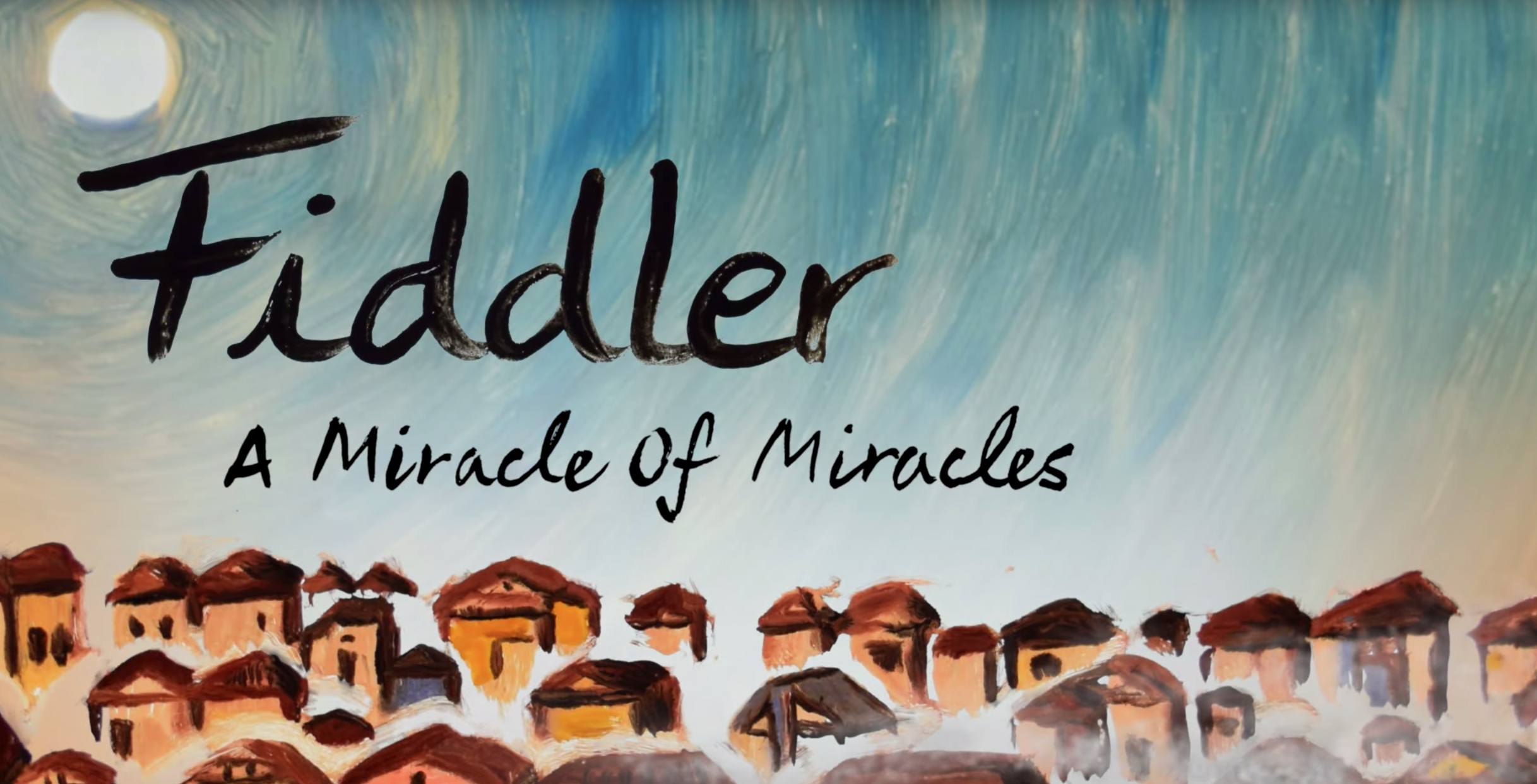 Watch the Trailer for the New Fiddler on the Roof
