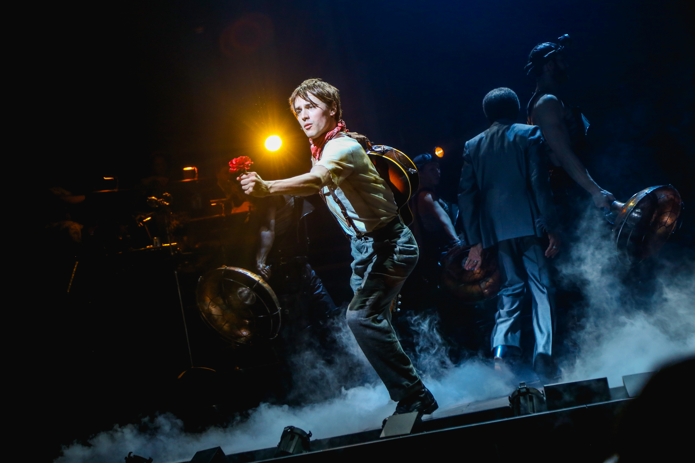 A Sneak Peek at Hadestown on Broadway | Playbill