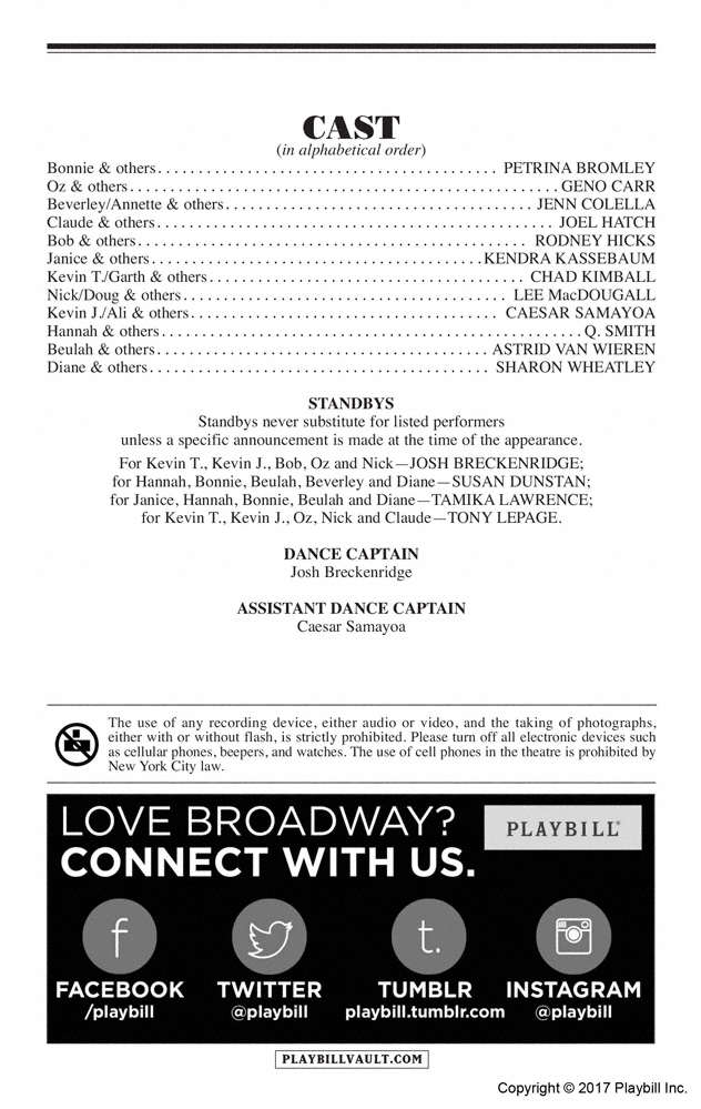 Inside Playbill Gallery | Playbill