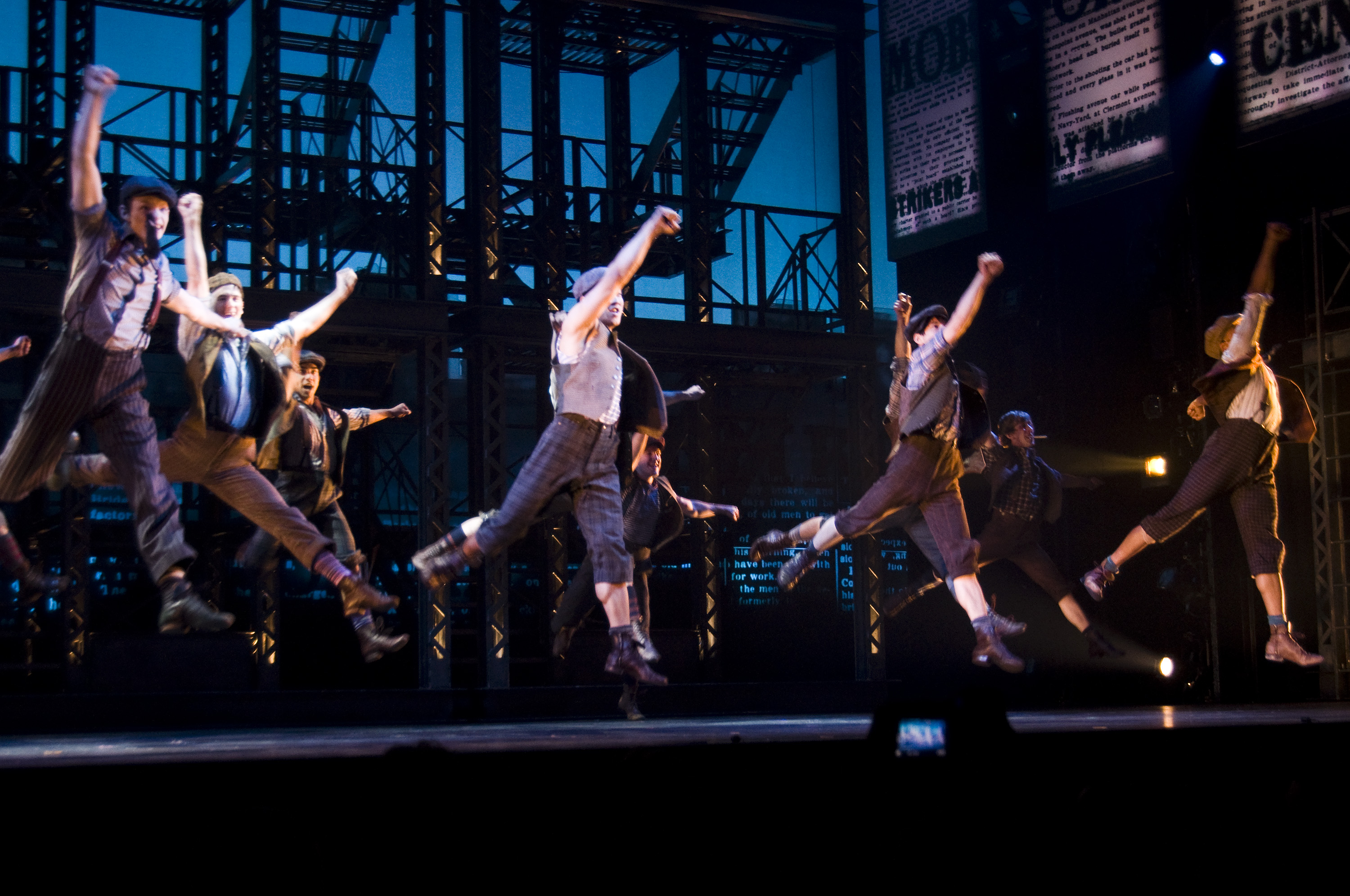 Can You Name the Broadway Show From Its Original Cast?