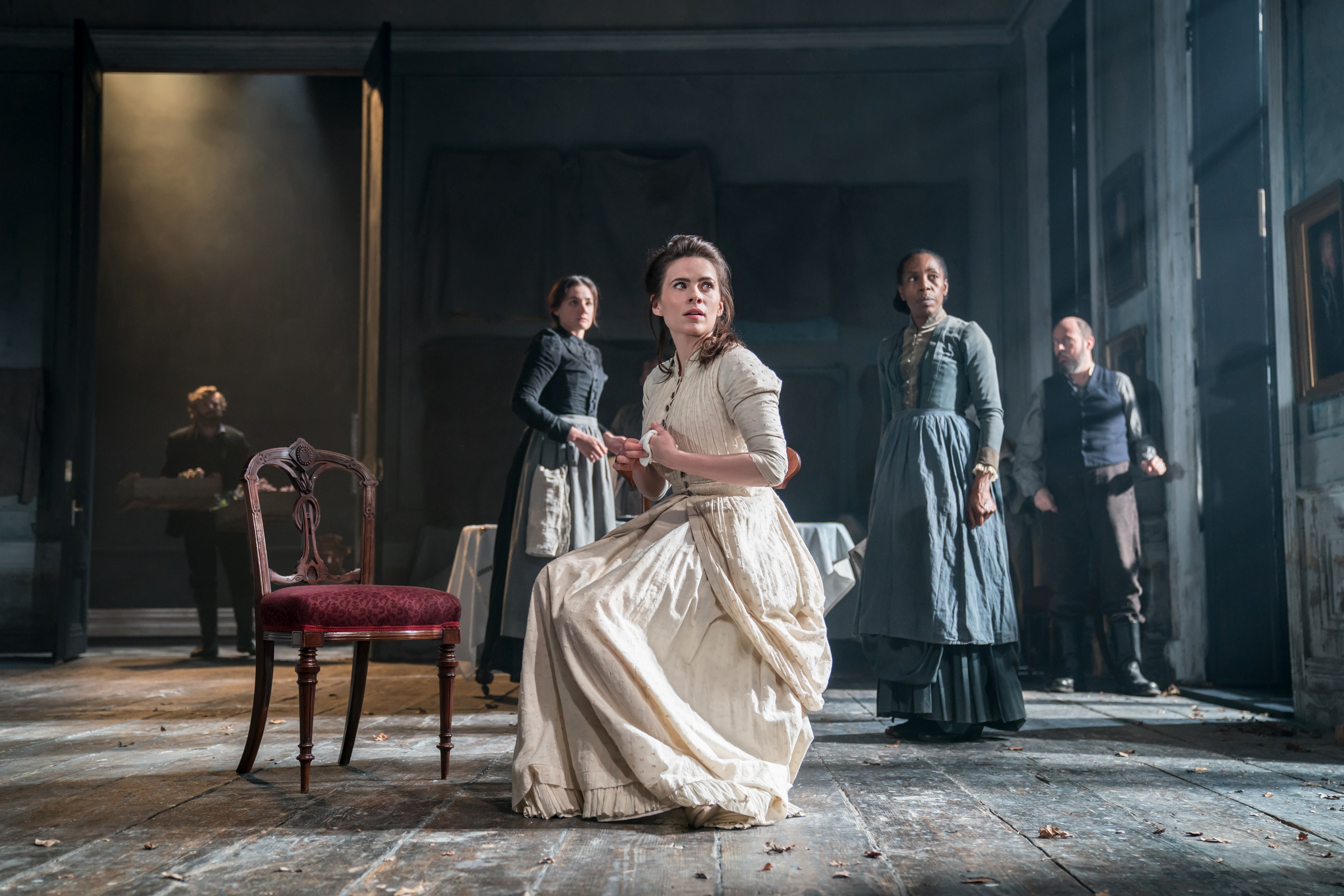 Read Reviews for West End Rosmersholm | Playbill