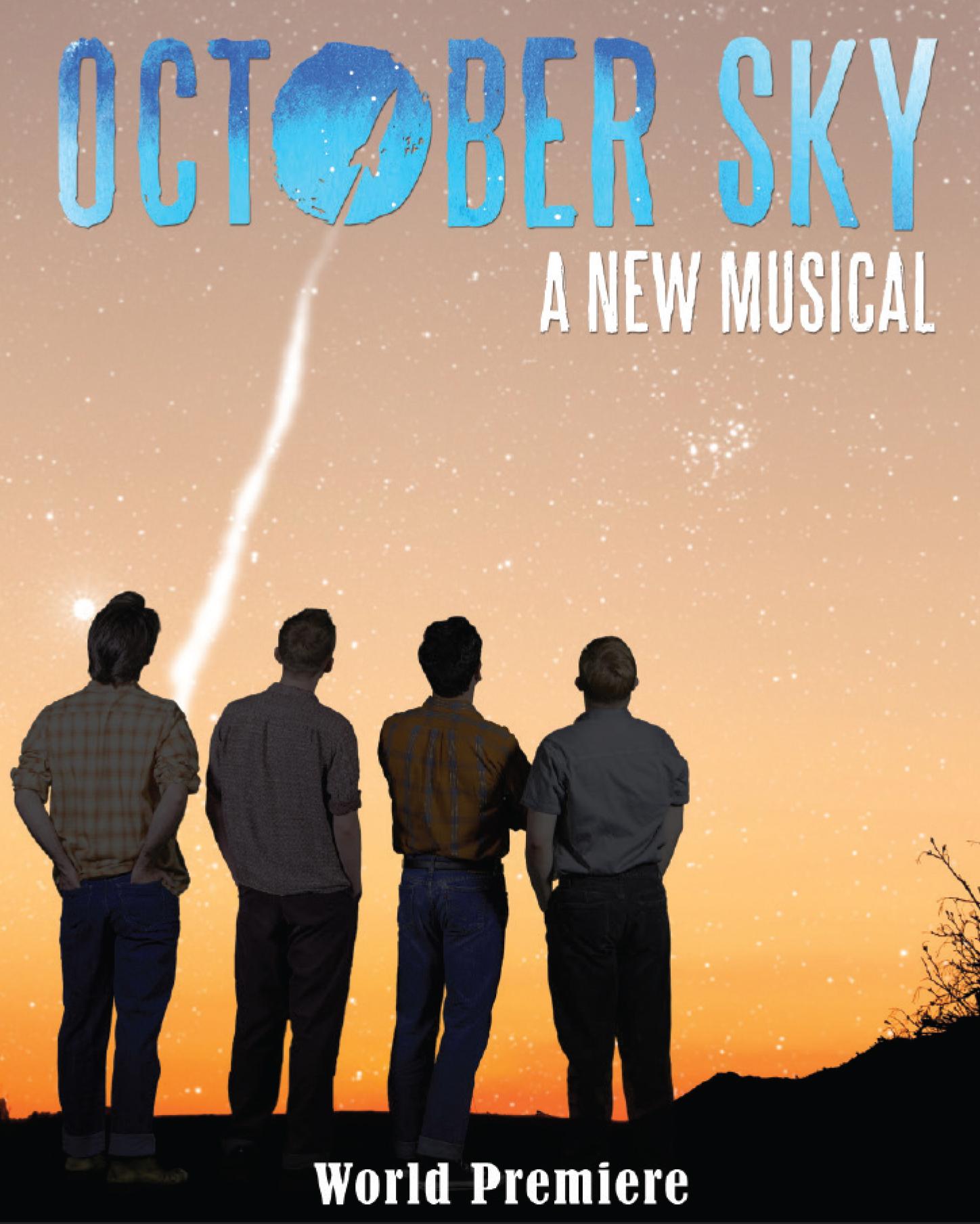 October Sky Book