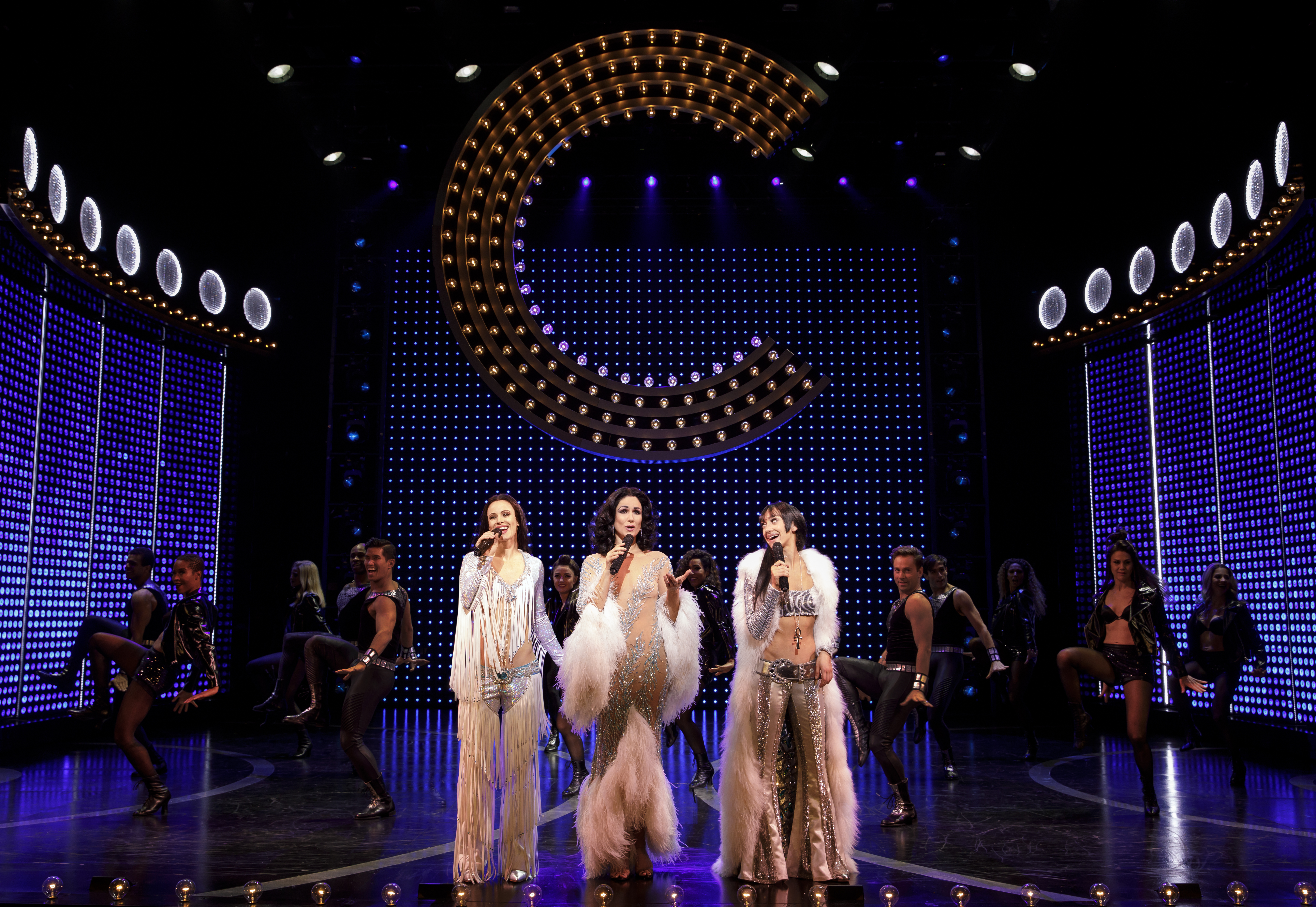 Original Broadway Cast Recording of The Cher Show Released