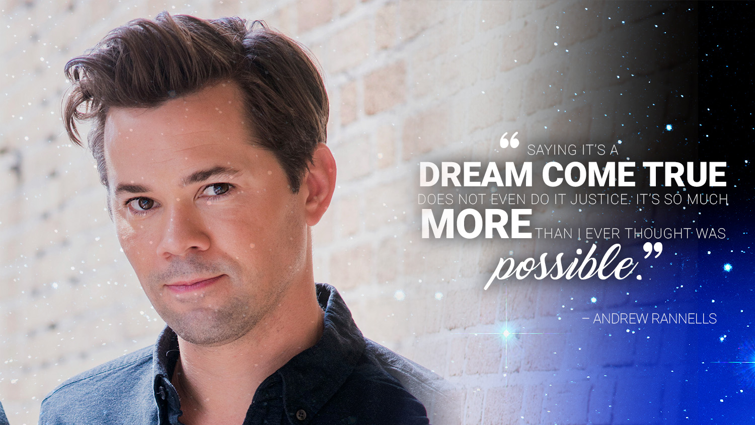Which of Andrew Rannells' Broadway Characters Are You?