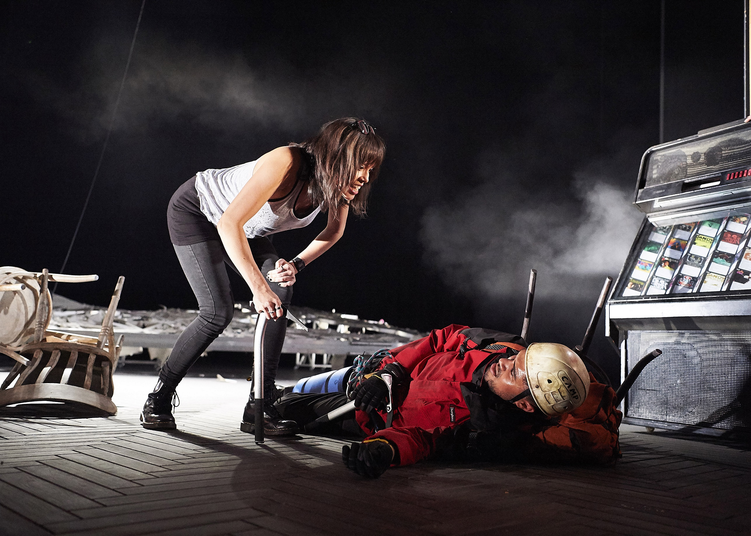 Watch the Trailer for Touching the Void Coming to London's West End