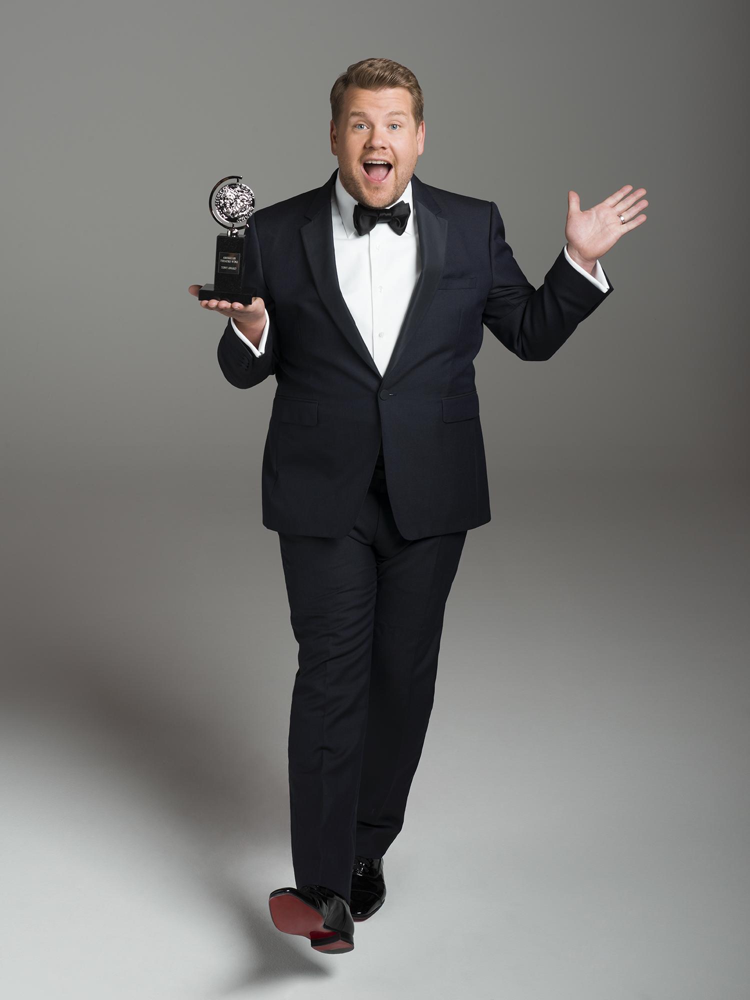 James Corden Will Host 59th Annual Grammy Awards Playbill