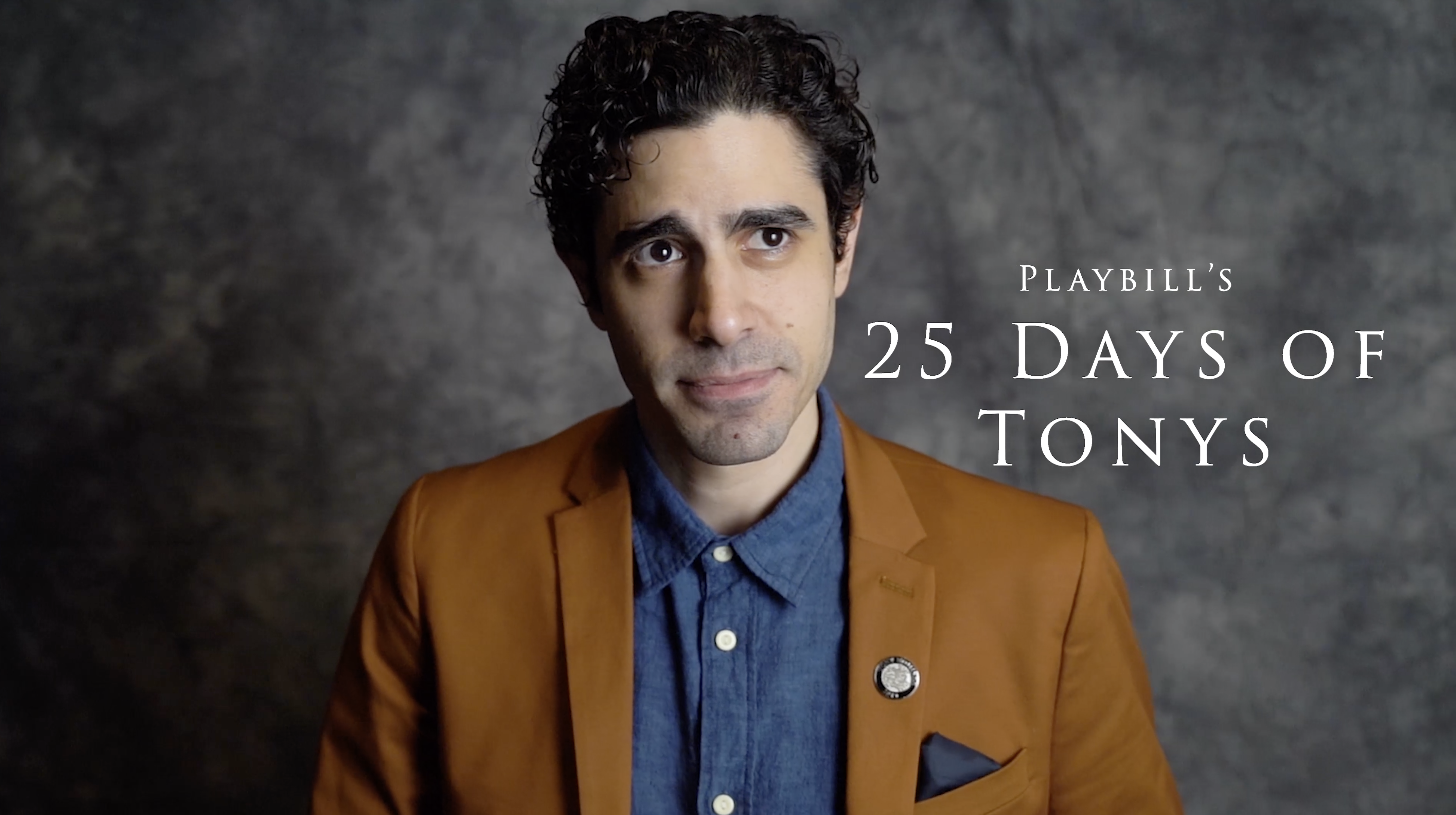 25 Days of Tonys: What Motivates Oklahoma!'s Damon Daunno to Create a More Vulnerable Curly?