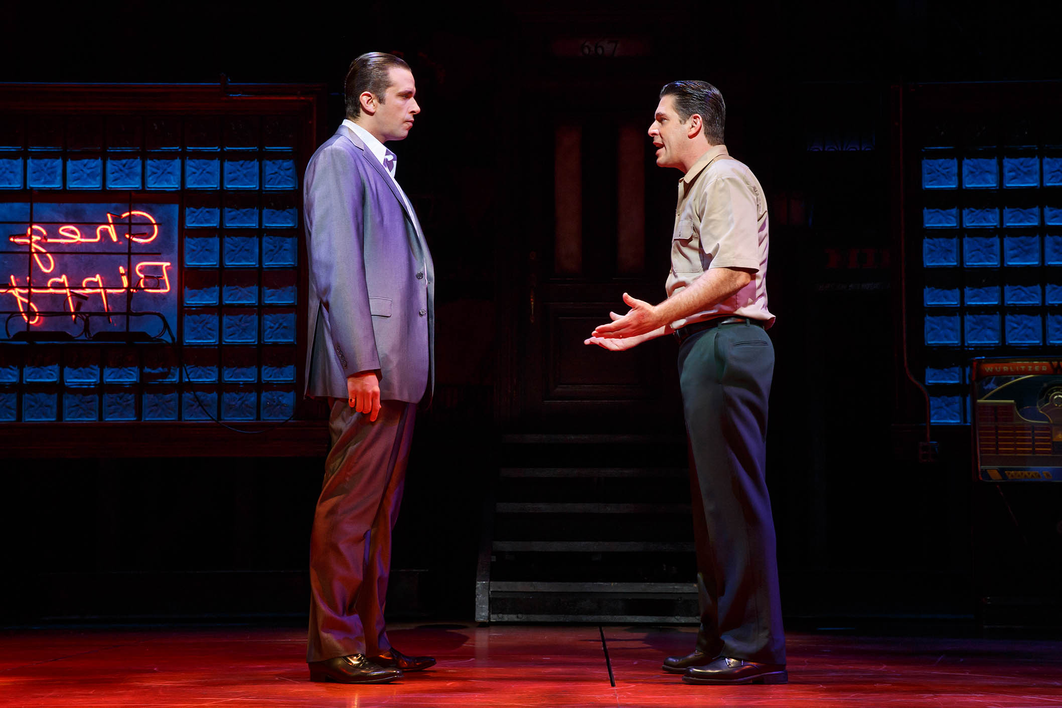 A Bronx Tale Closes On Broadway August 5