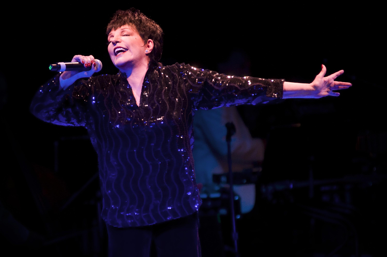 Watch New Performance of Liza Minnelli Singing Cabaret (Video)