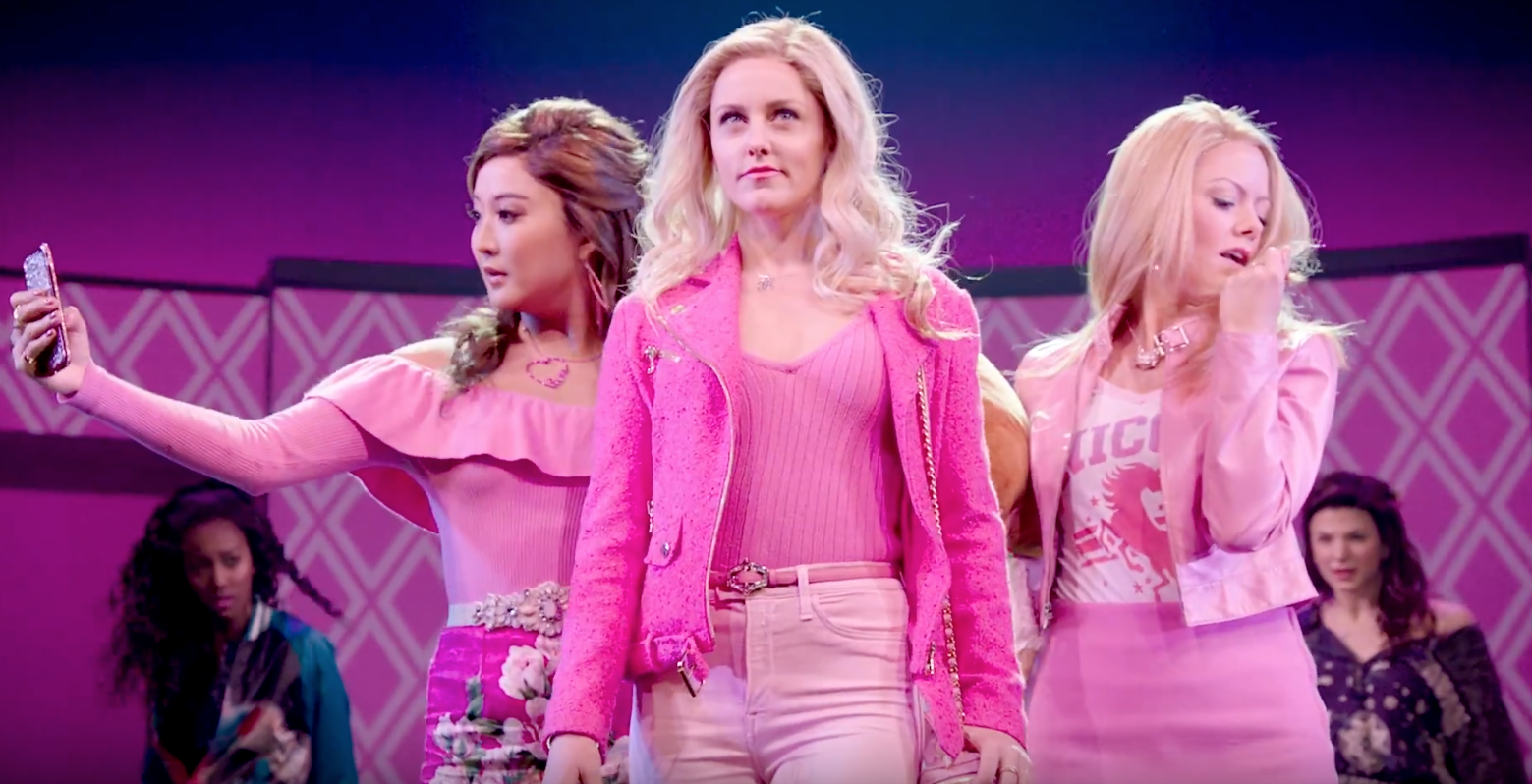 Watch Cady, the Plastics, and More in Action in Mean Girls