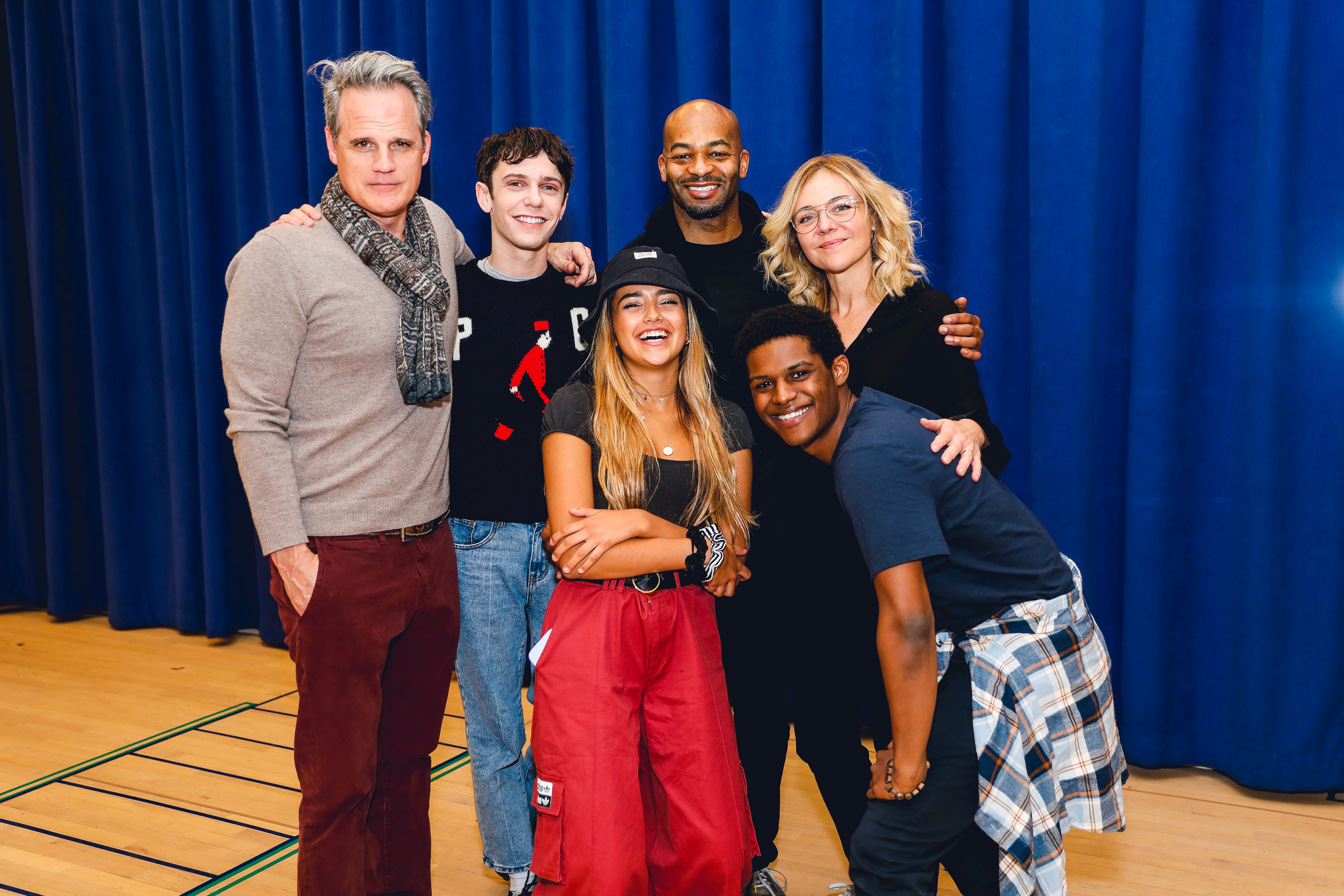Watch Rachel Bay Jones, Brandon Victor Dixon, and More in Rehearsal for Kennedy Center's Next to Normal