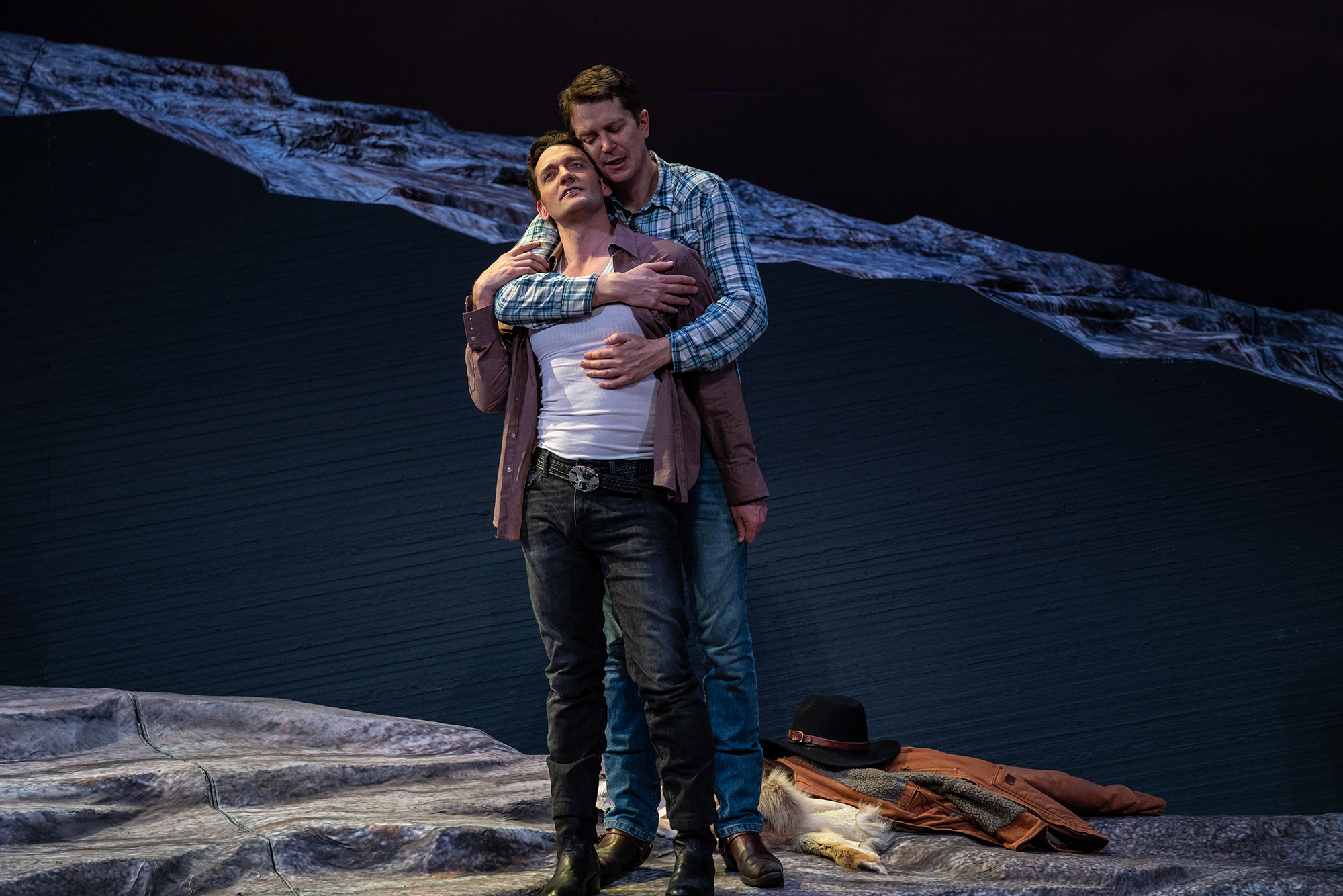 First Look At The U S Premiere Of Brokeback Mountain Opera