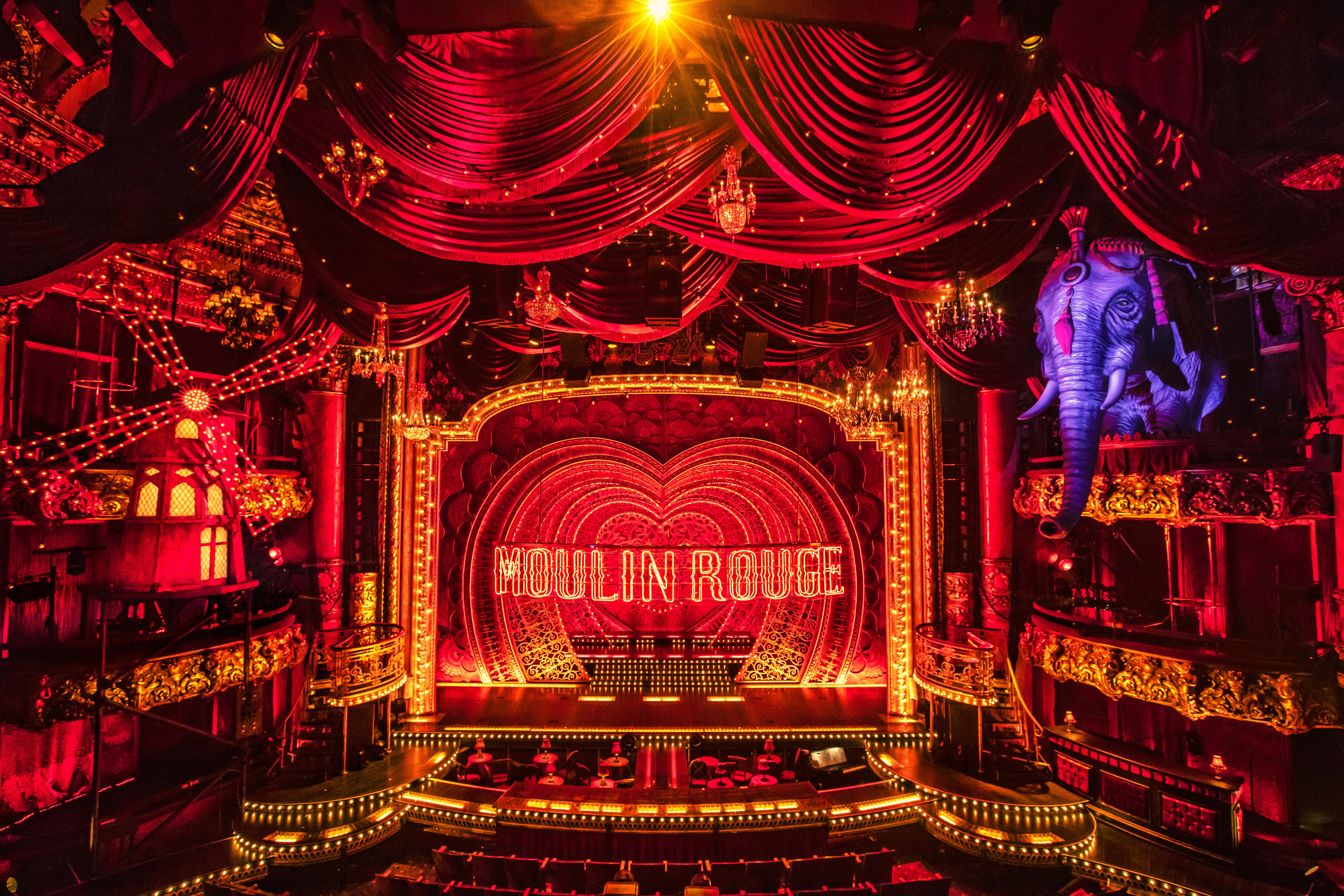 pas cher pour réduction 5bcd1 044f7 Moulin Rouge! Announces $29 Digital Lottery and Stage-Side ...