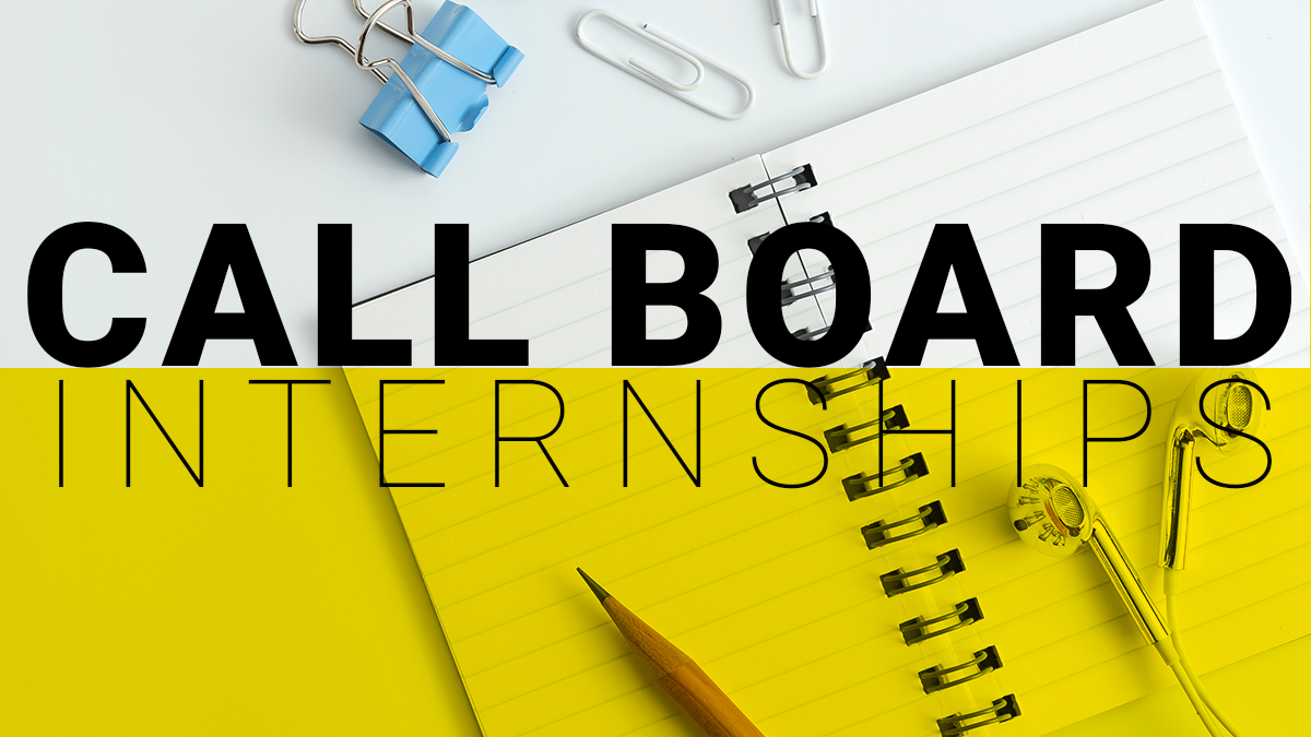Summer 2020 Internships Nyc.Find Your Summer Theatre Internship Playbill