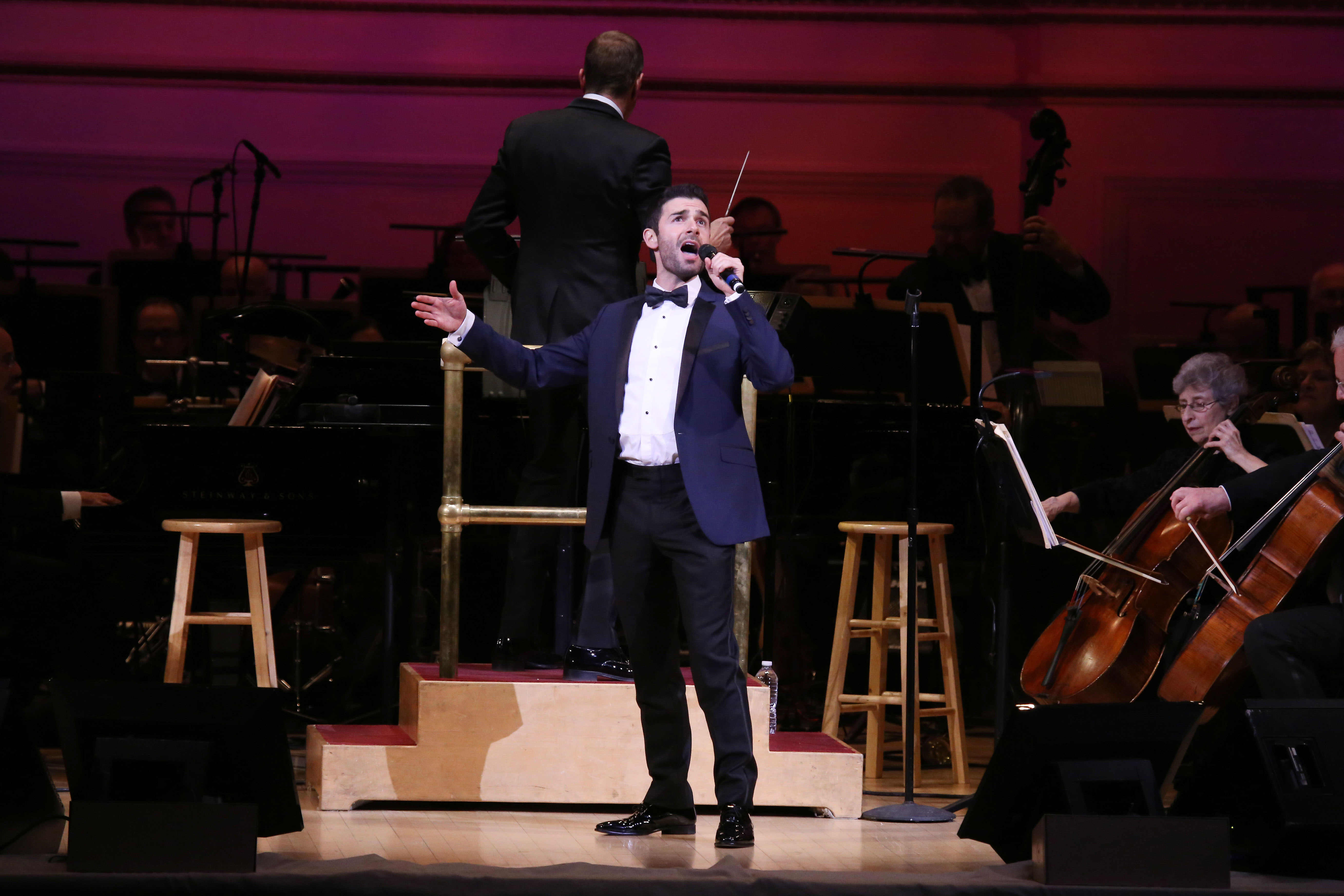 See Betsy Wolfe Sara Bareilles Ingrid Michaelson and More Celebrate Women of Notes with the NY Pops