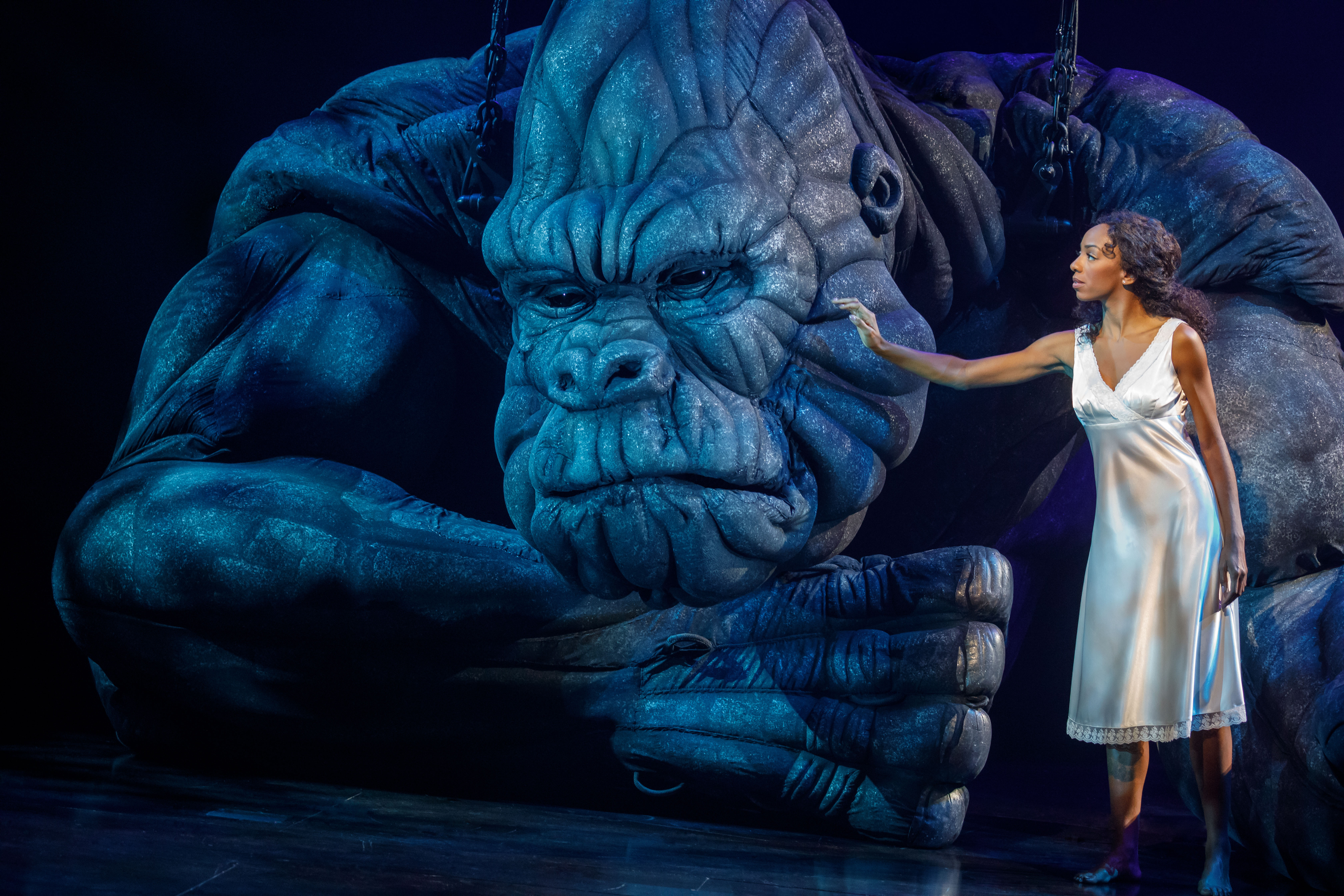 Grosses Analysis Broadway Newbies King Kong And American Son Draw