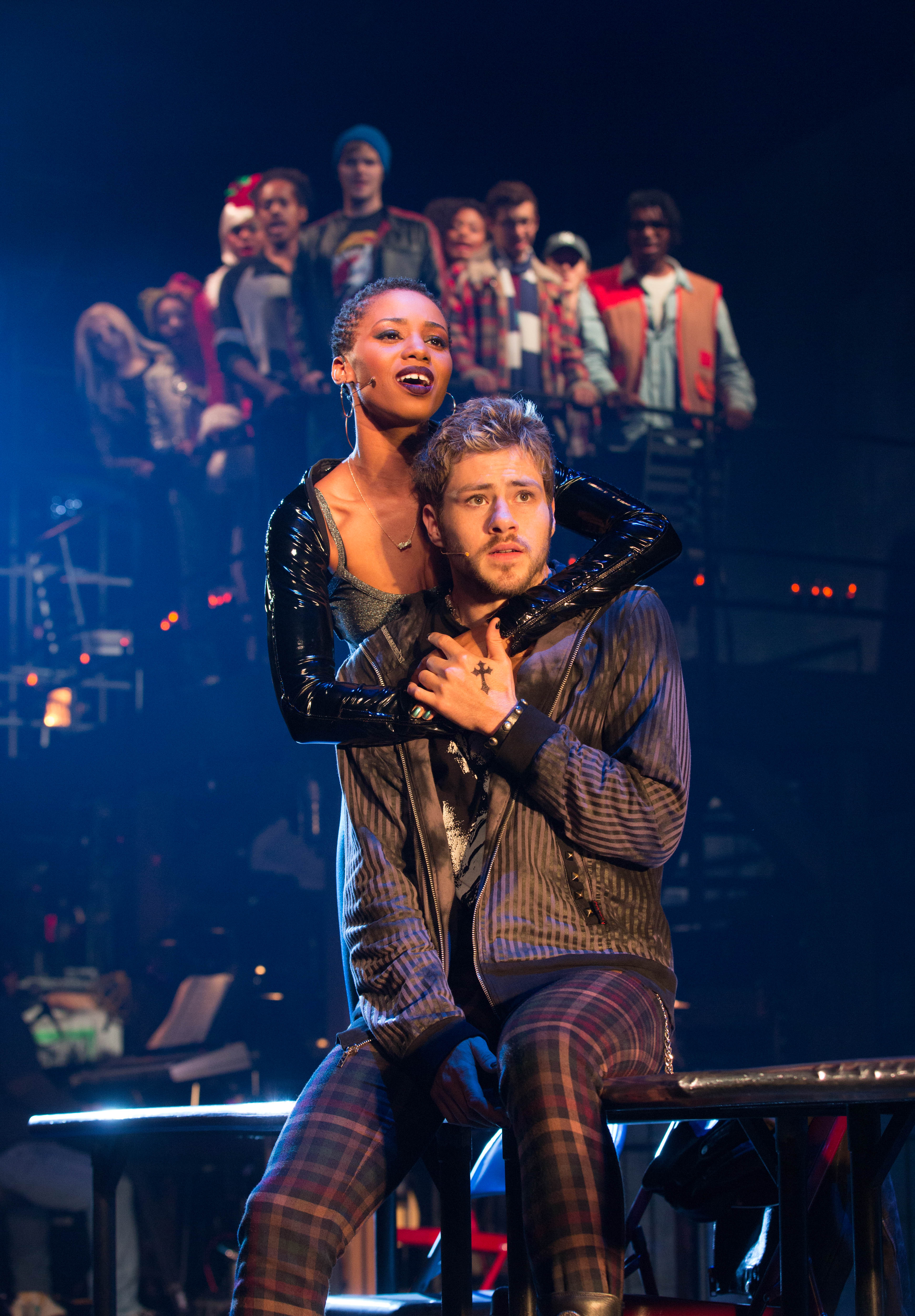 c537bebd9 A Look at the New Cast of the 20th Anniversary Rent Tour | Playbill