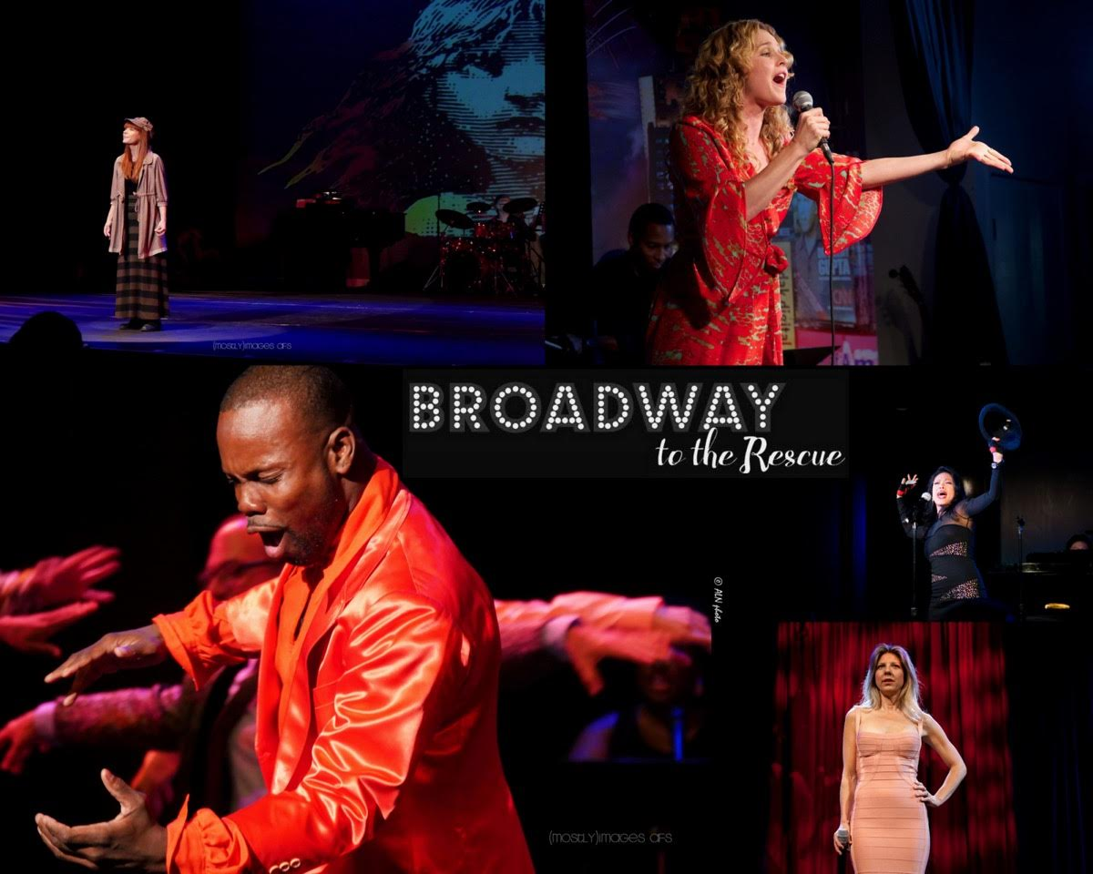 L A S Broadway Stars Band Together For The Big Fat