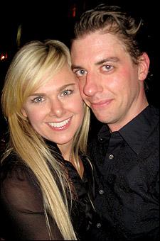 Christian borle dating