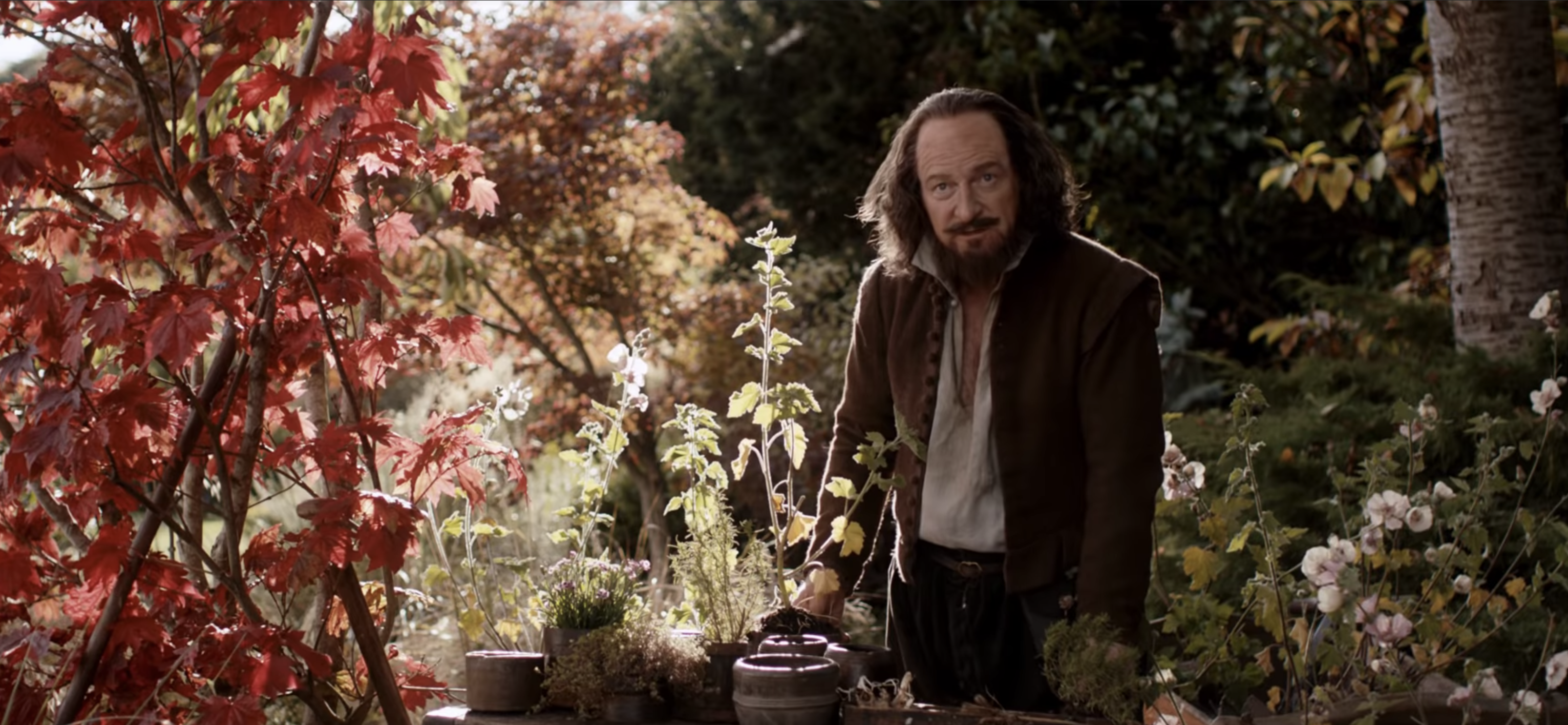 See Kenneth Branagh Transform Into William Shakespeare in All Is True