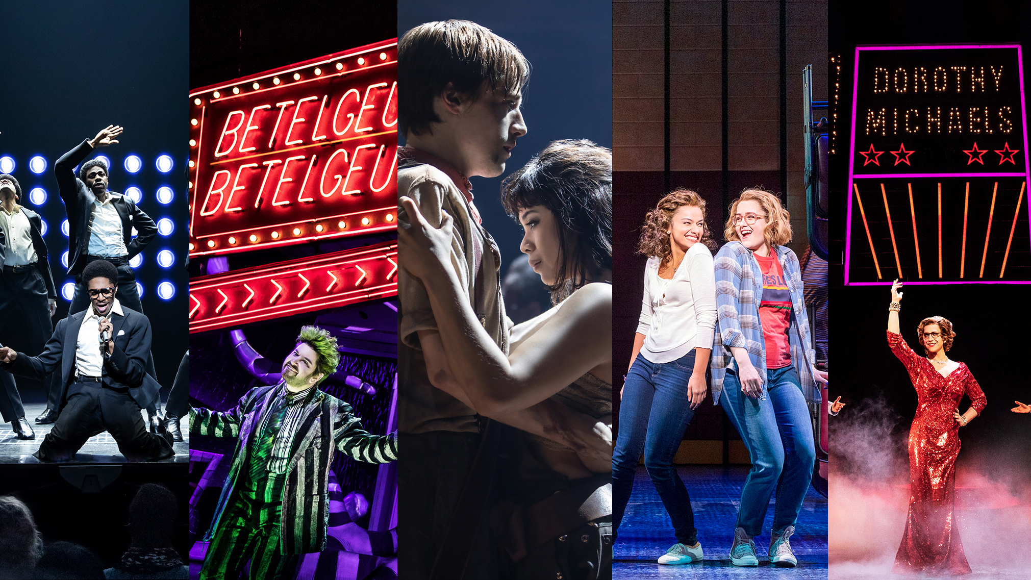 Revisit Performances From the 2019 Tony–Nominated Musicals