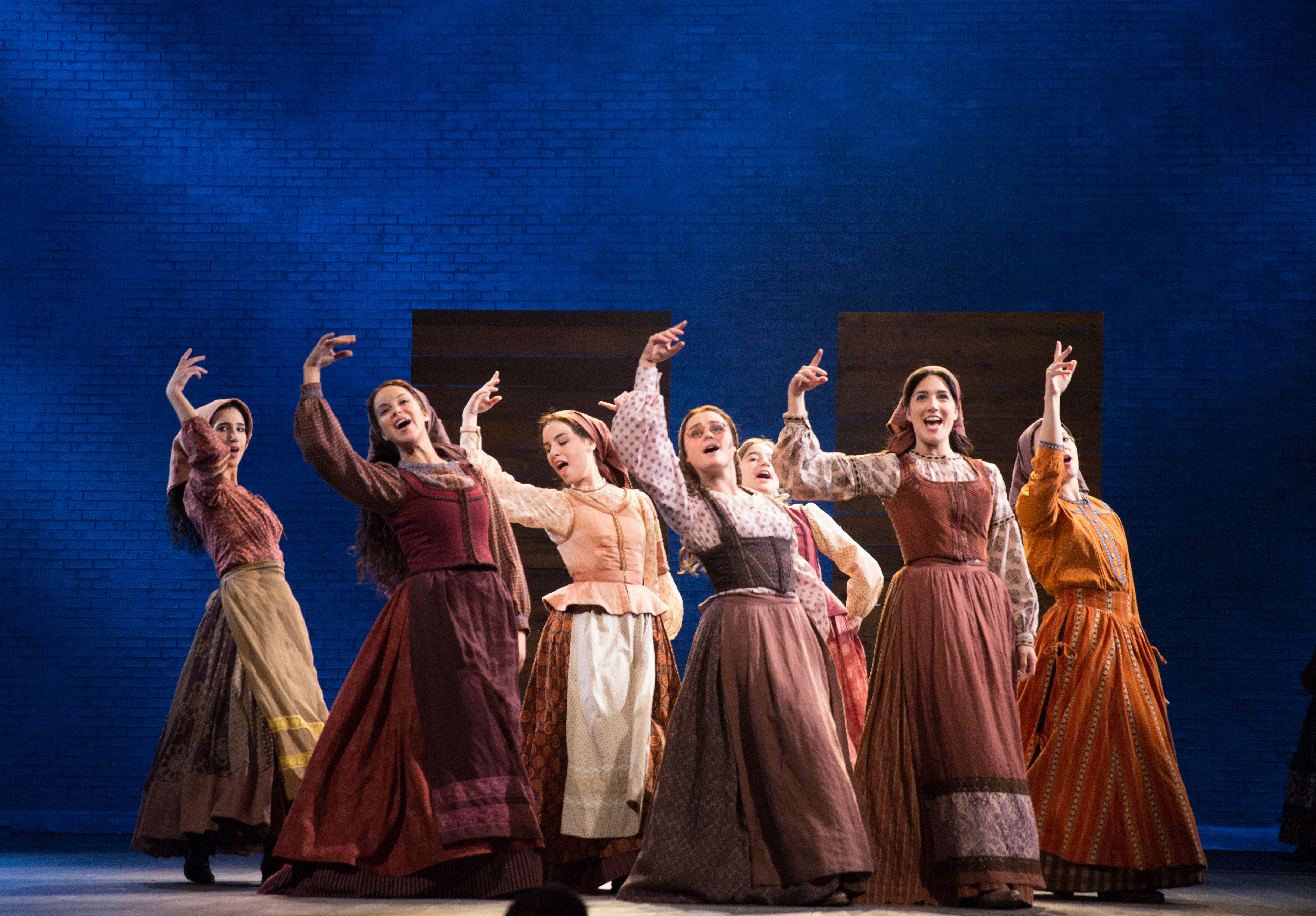 This Production of Fiddler Embraces Its Jewish Identity