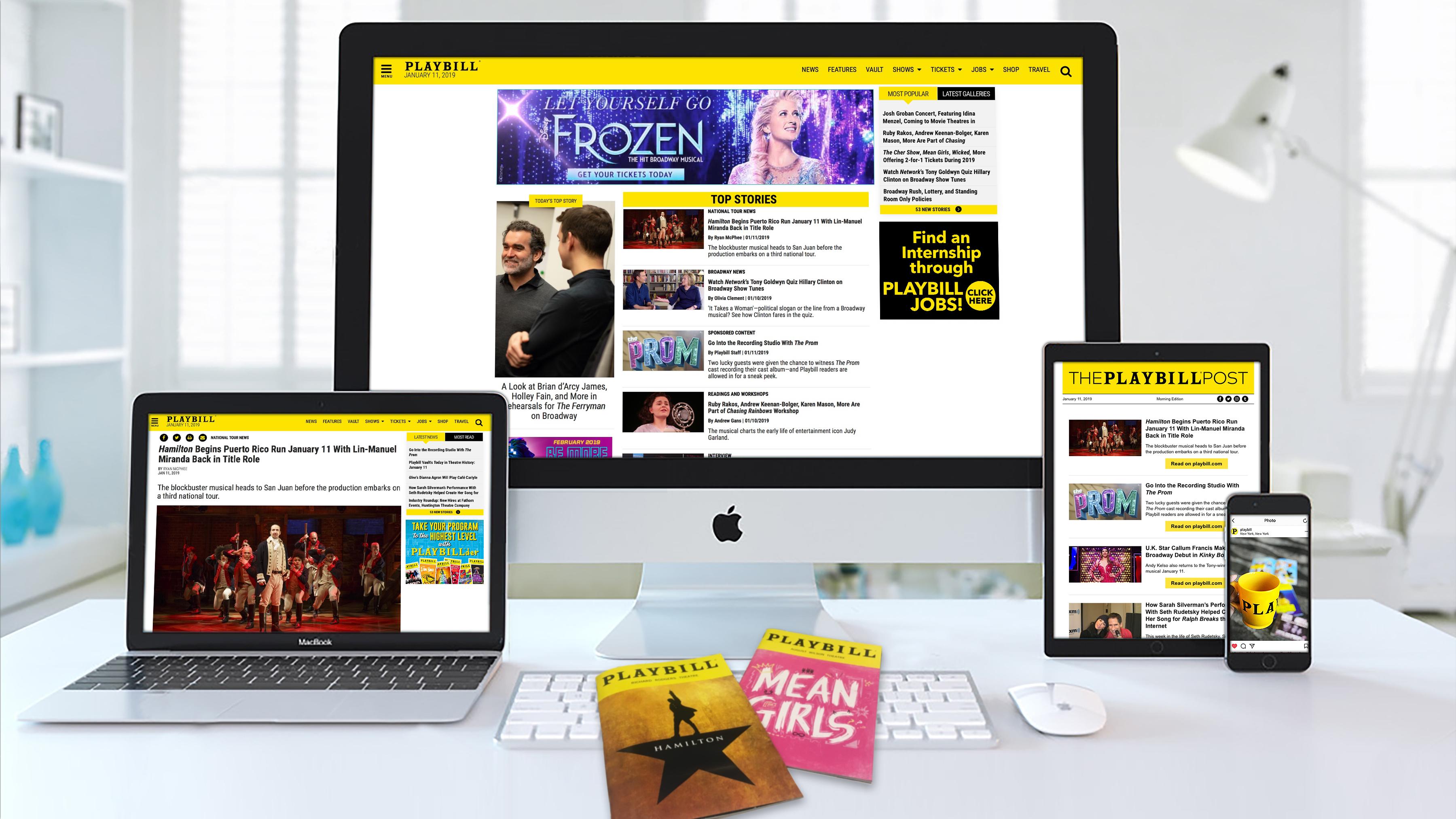 Playbill Promo Image