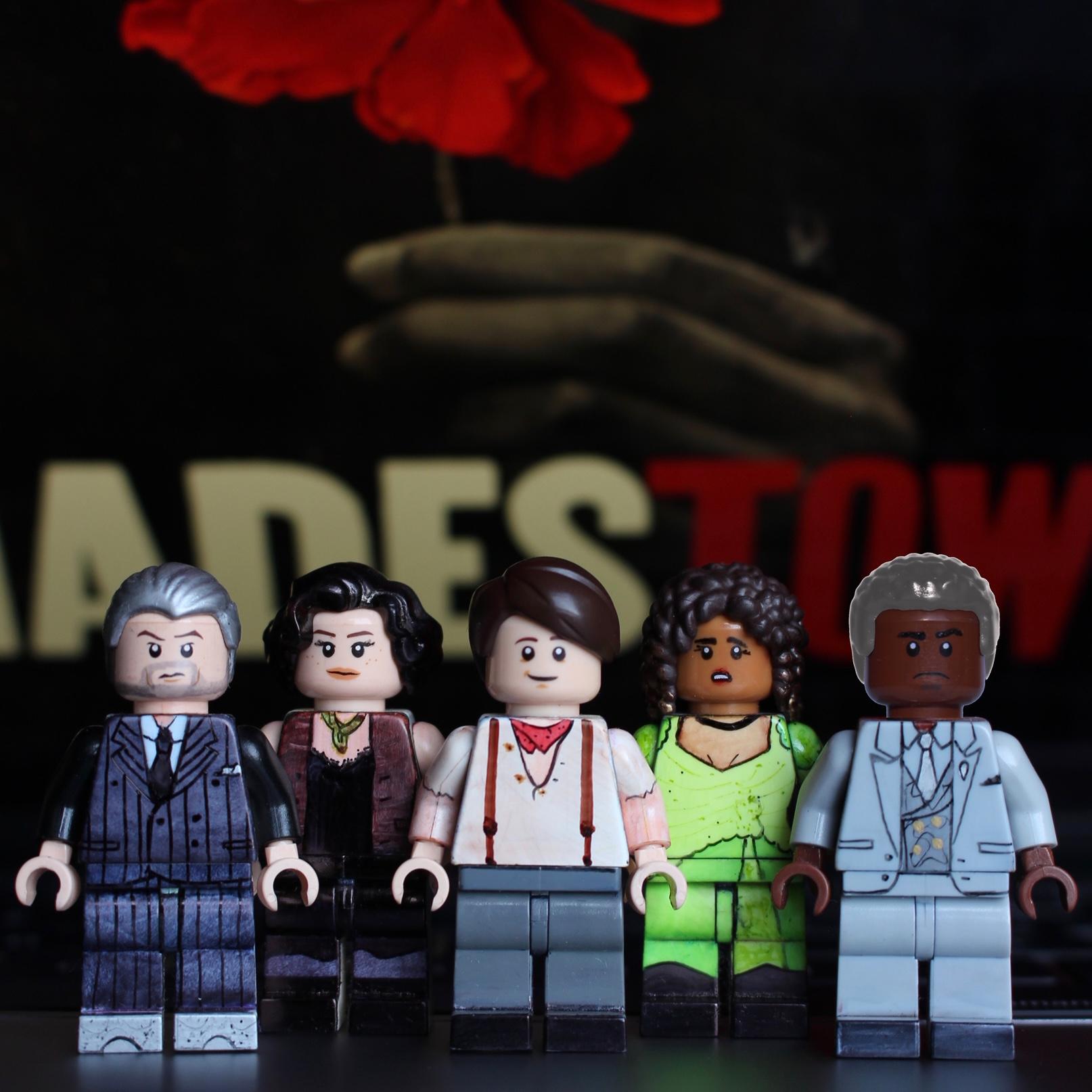 See the 2019 Tony Nominees Recreated With Legos | Playbill