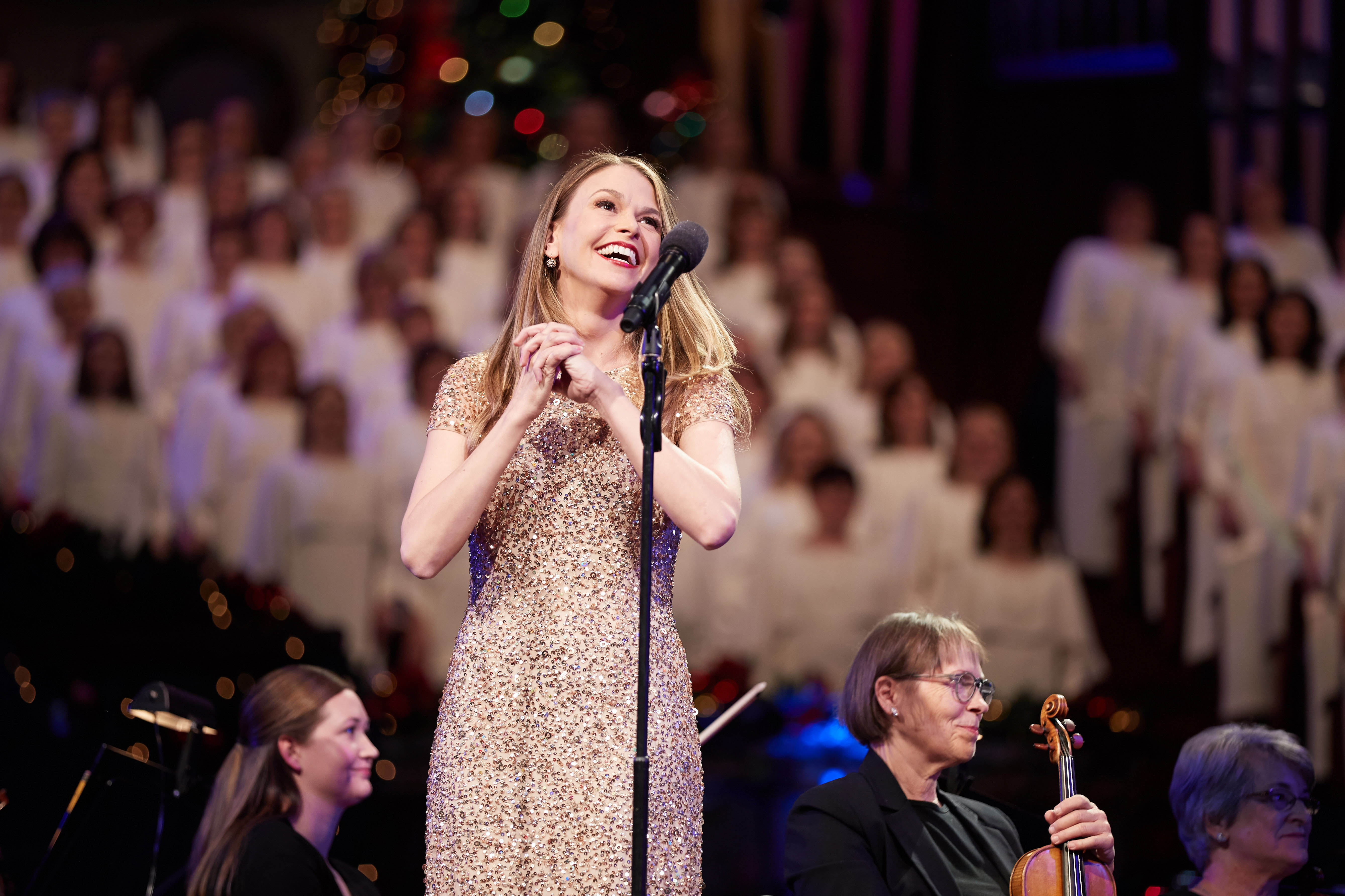 Mormon Tabernacle Christmas Concert 2019 Christmas With the Mormon Tabernacle Choir, Featuring Sutton