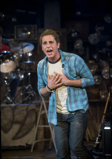 ben platt girlfriend