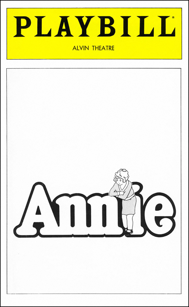 Annie Broadway Alvin Theatre Tickets And Discounts Playbill