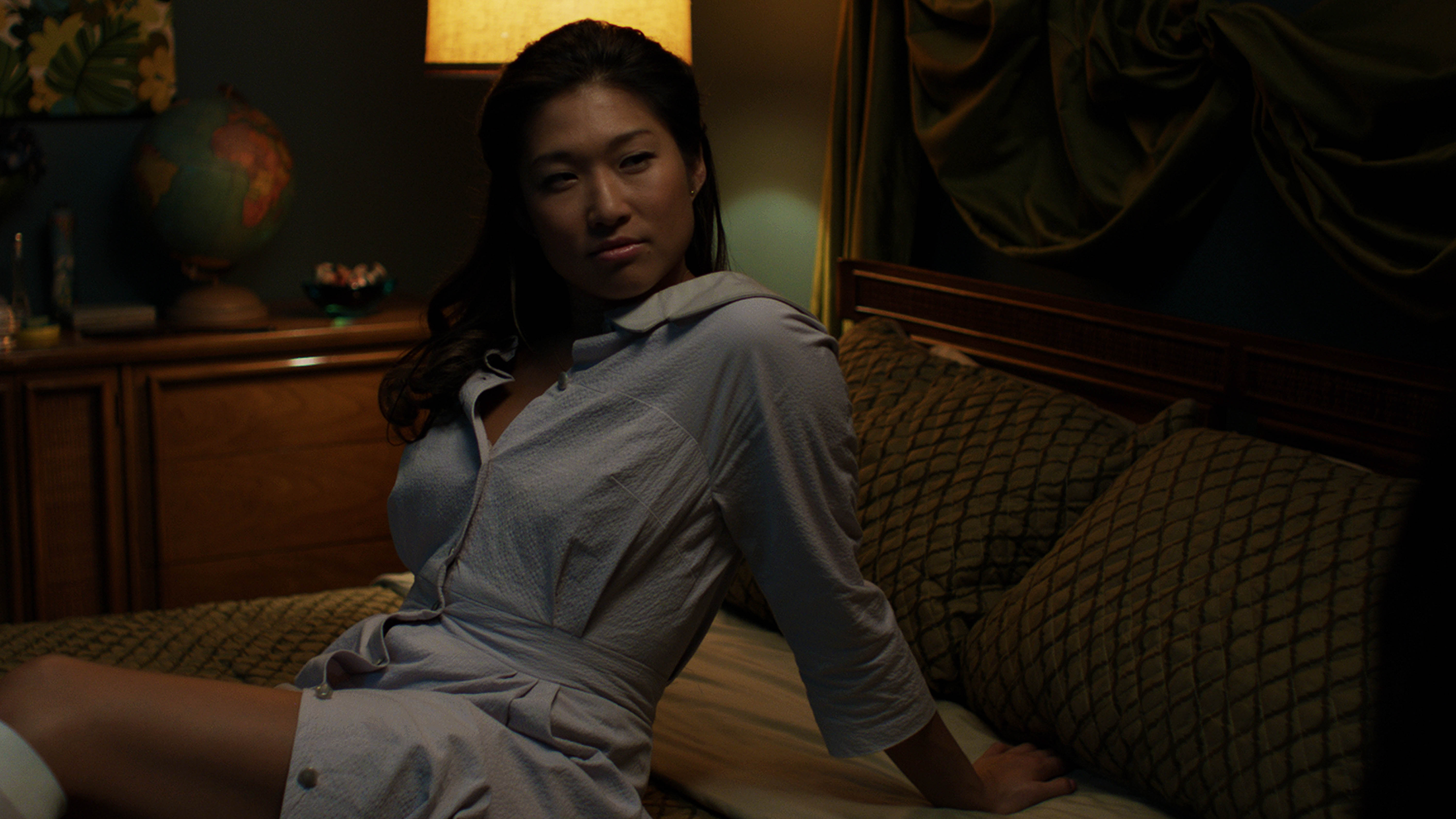 Watch Waitress's Jenna Ushkowitz in Clip From Hello Again Film, Released Digitally February 6