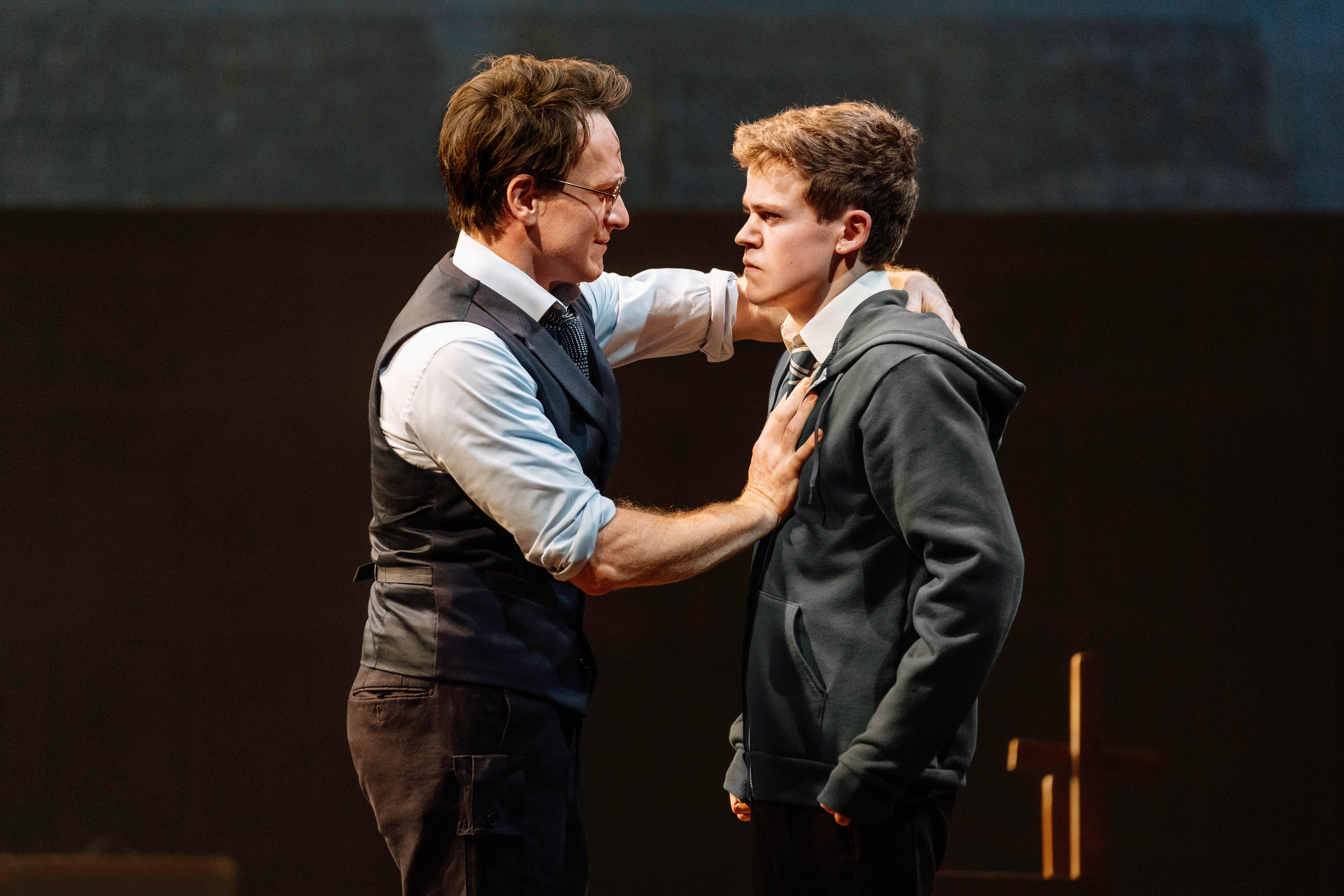 Flip Through the Harry Potter and the Cursed Child Opening