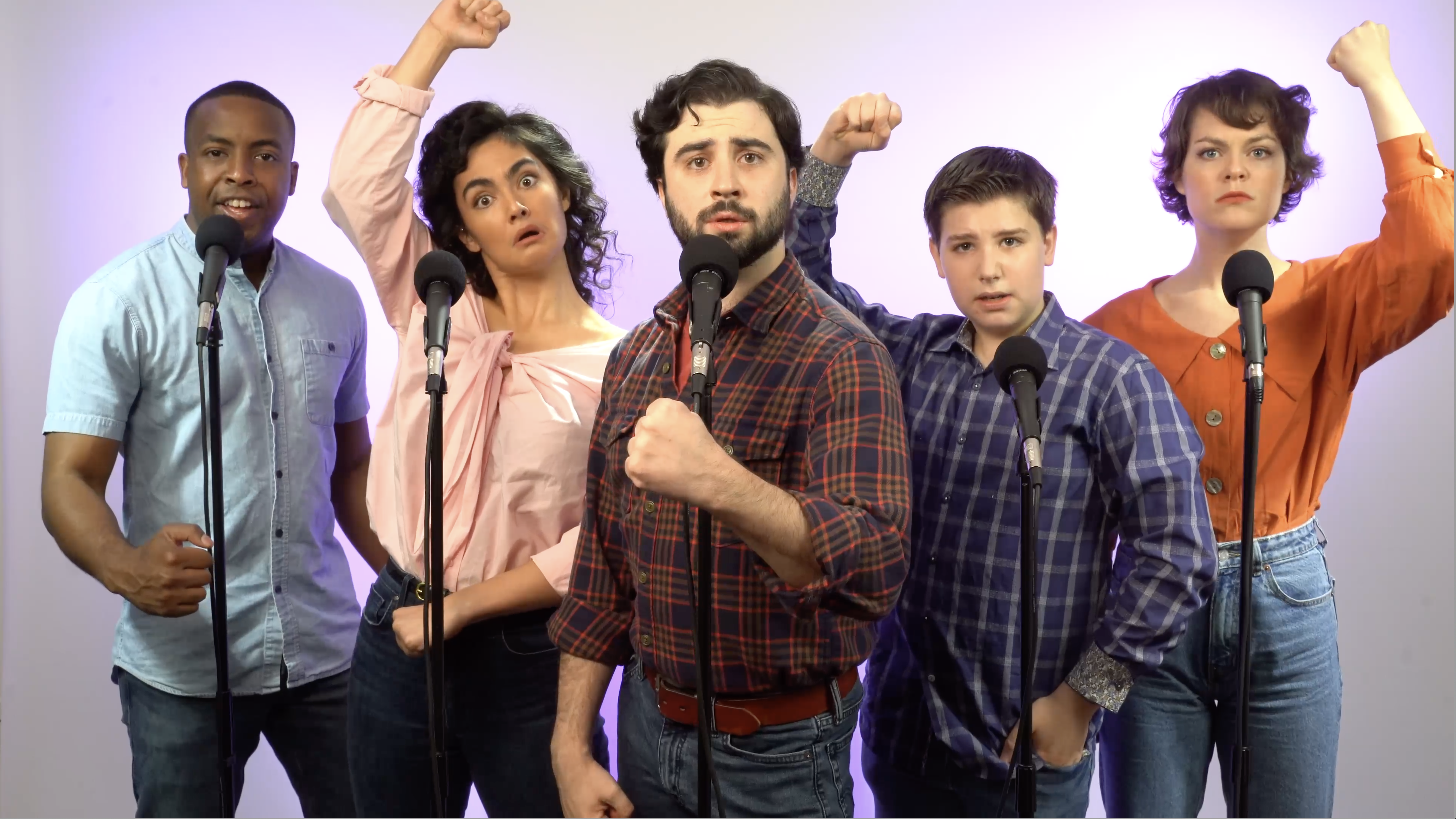 Watch an Exclusive Performance From Forbidden Broadway: The Next Generation