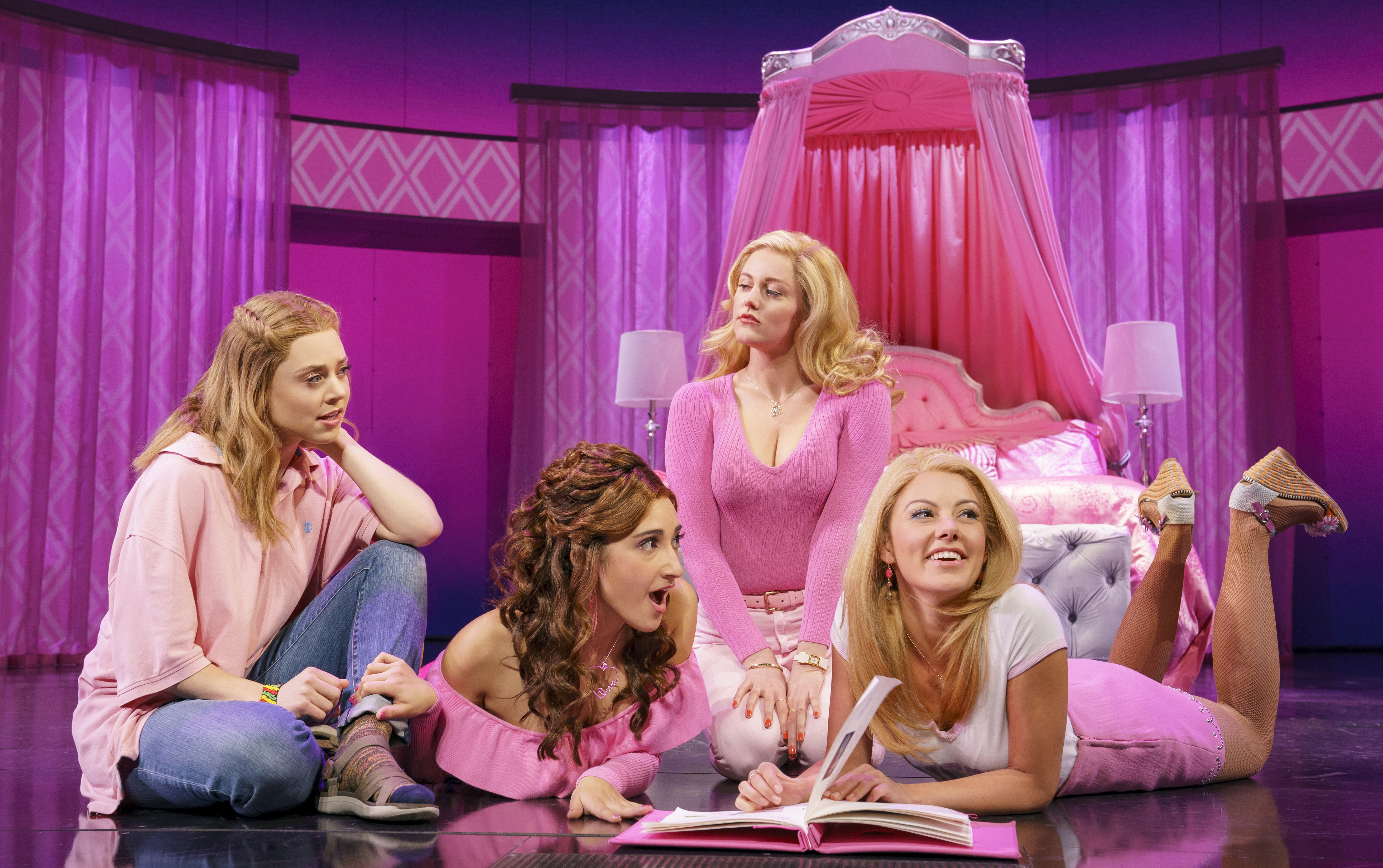 Mean Girls Licensing Rights Acquired by Music Theatre International