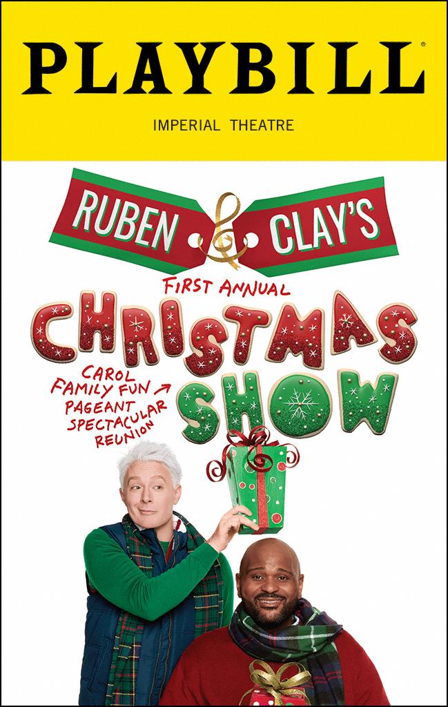Ruben and Clay whaaaaaaaaat