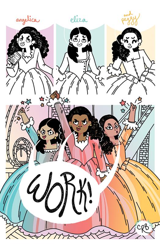 Ham4pamphlet 45 Illustrators Draw The 46 Tracks Of Hamilton