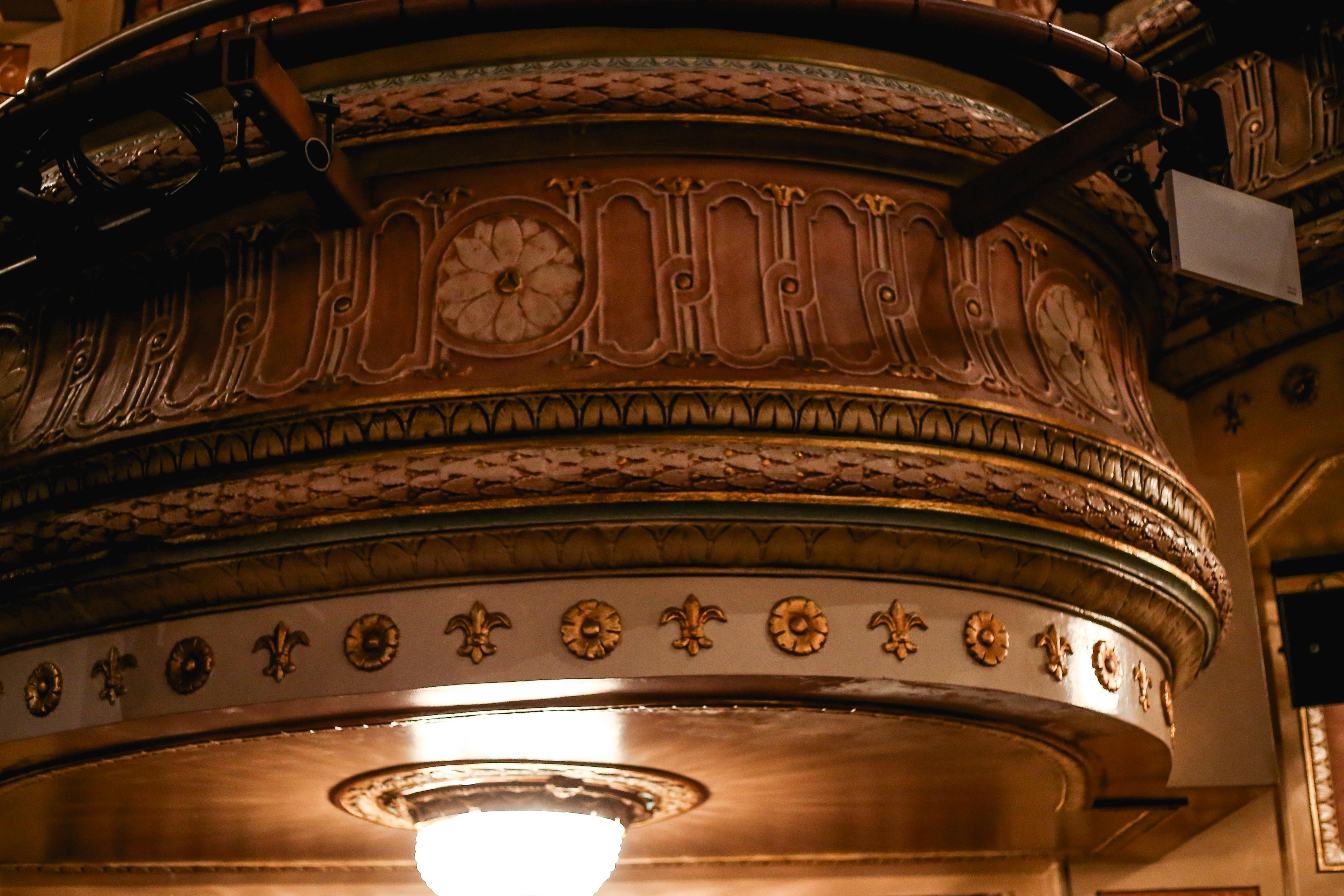 Step Inside Broadway\'s Winter Garden Theatre | Playbill = 0 of 20