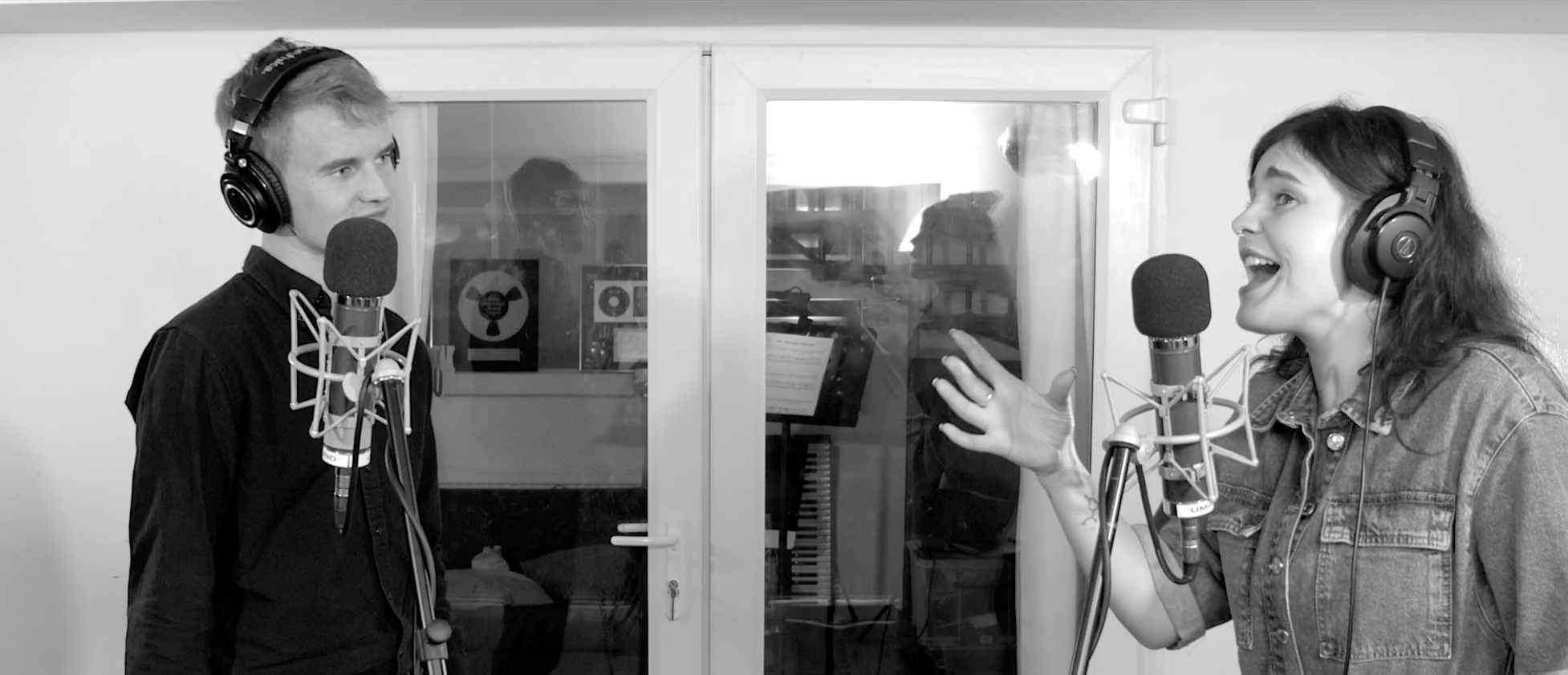 Watch Millie O'Connell and Luke Bayer Perform 'Wishing for the Normal' From Soho Cinders