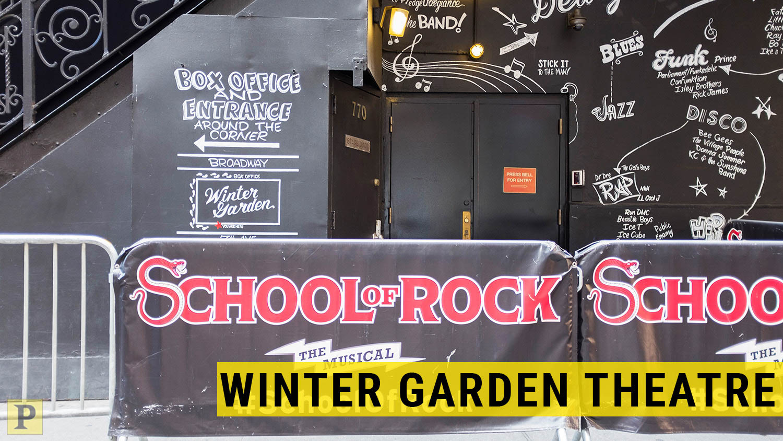 winter garden theatre box office number container gardening ideas