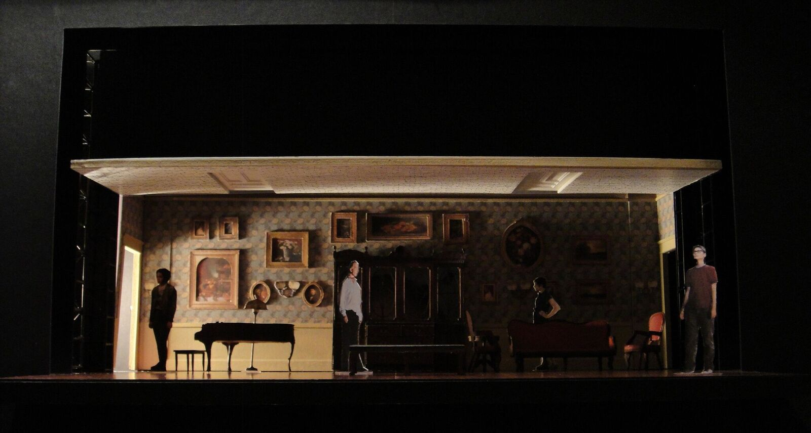 f775ef8b Take a Look at the Set Design For the Fun Home National Tour | Playbill = 0  of 4