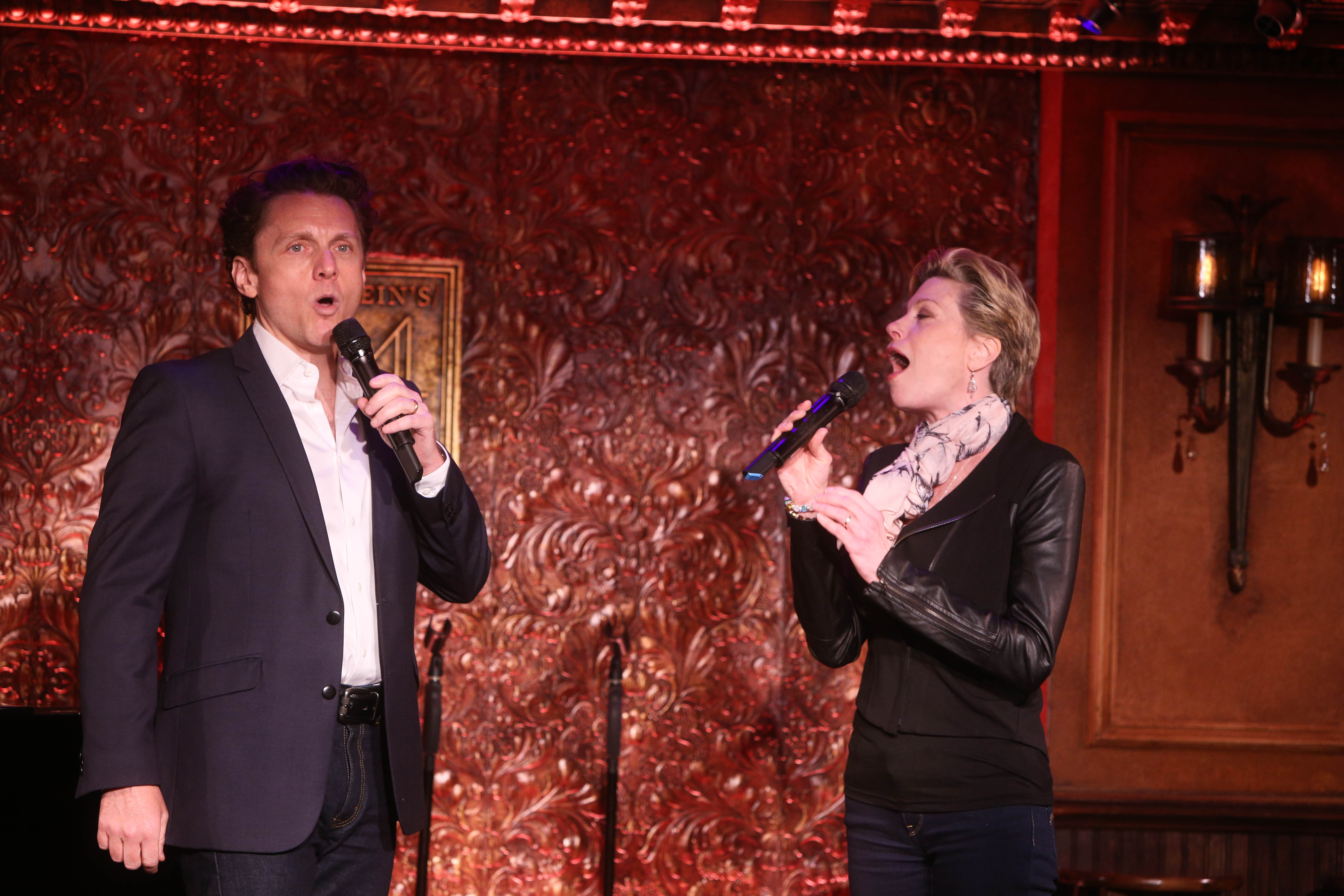 Listen to Marin Mazzie and Jason Danieley Sing 'Move On' From Their Final Concert Performance