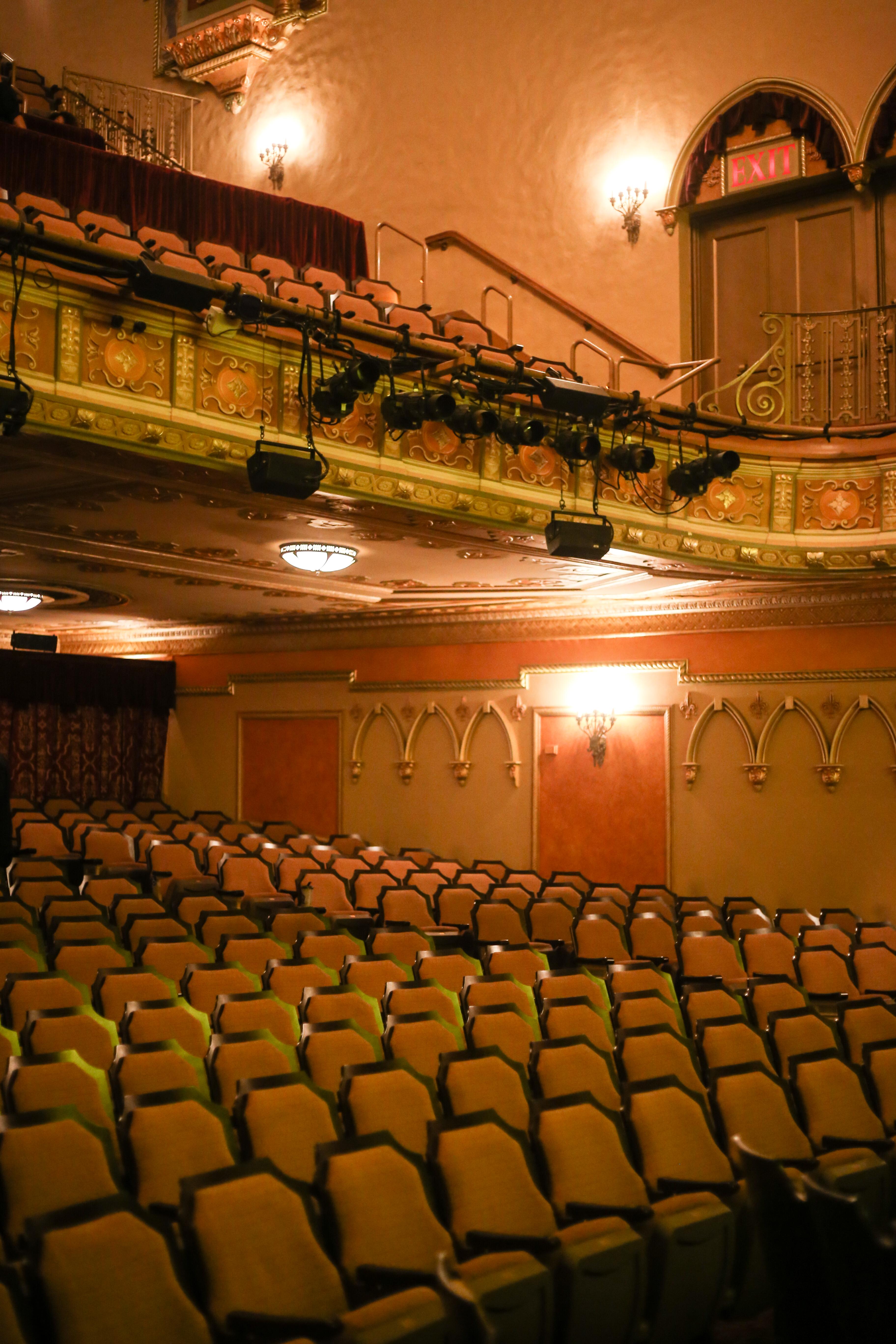 golden theatre walkthrough 2017 05 hr